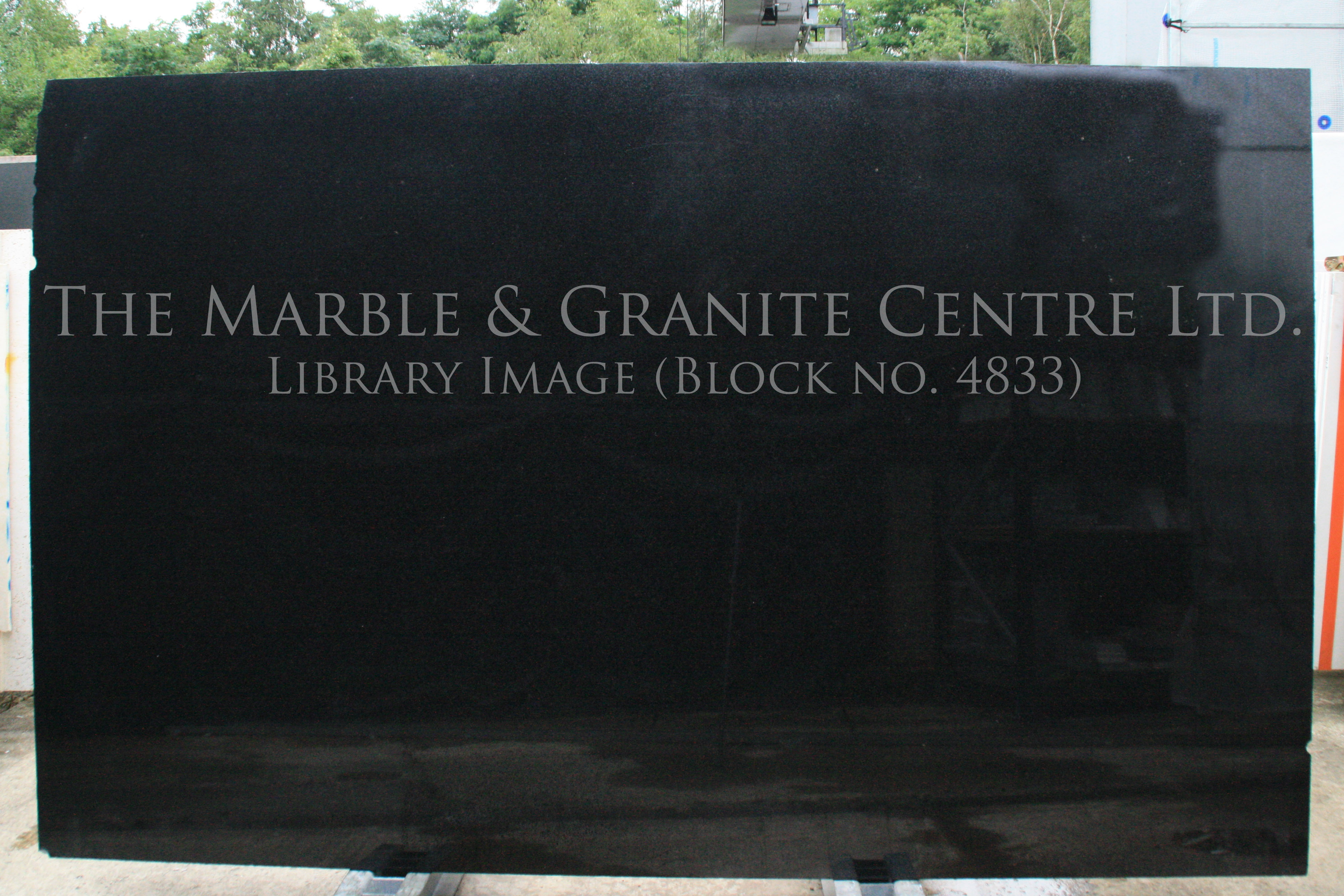 Granite Indian Black CP Polished 30 mm [8070]