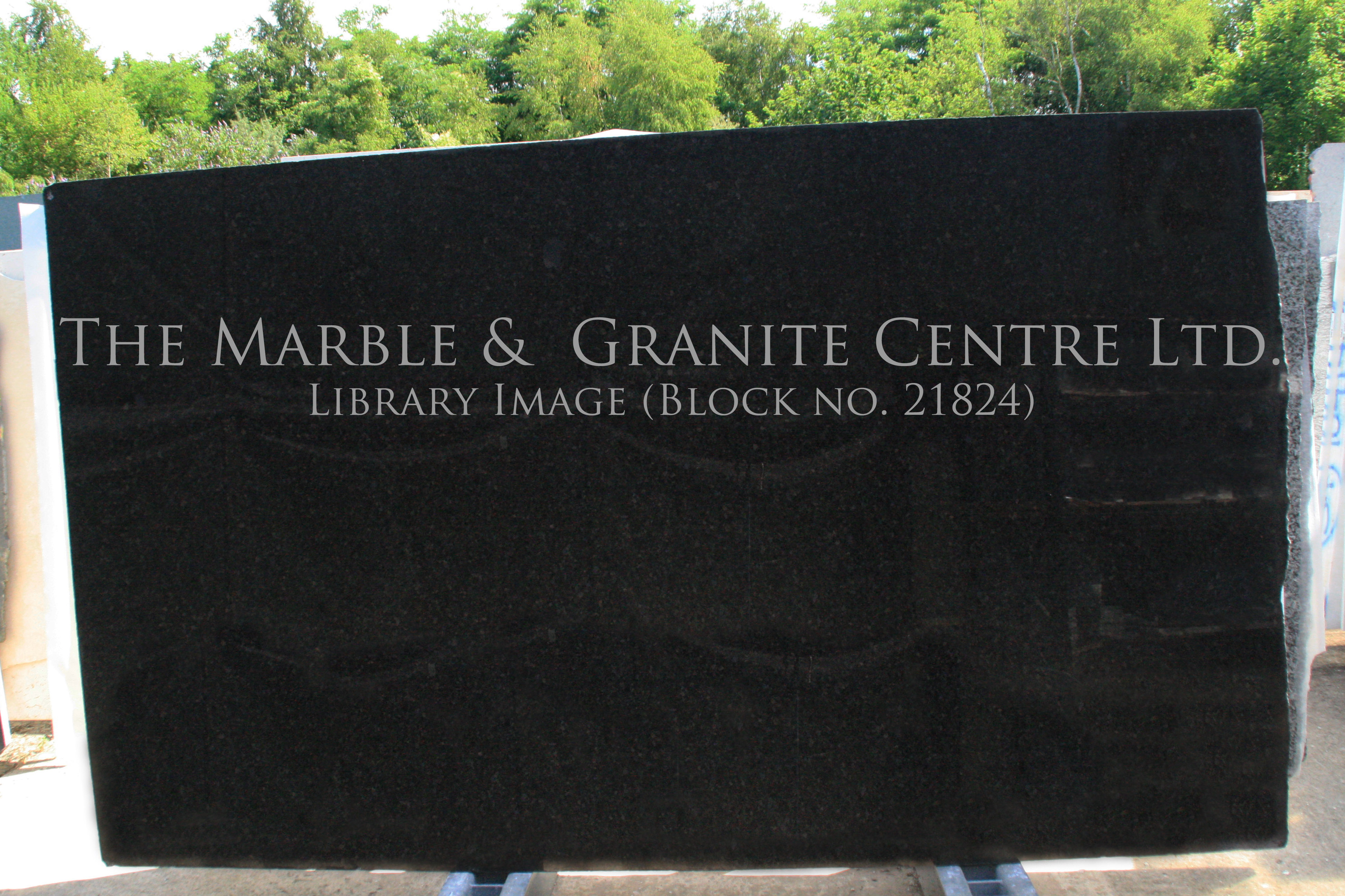 Granite Antique Black Polished 30 mm [23841]