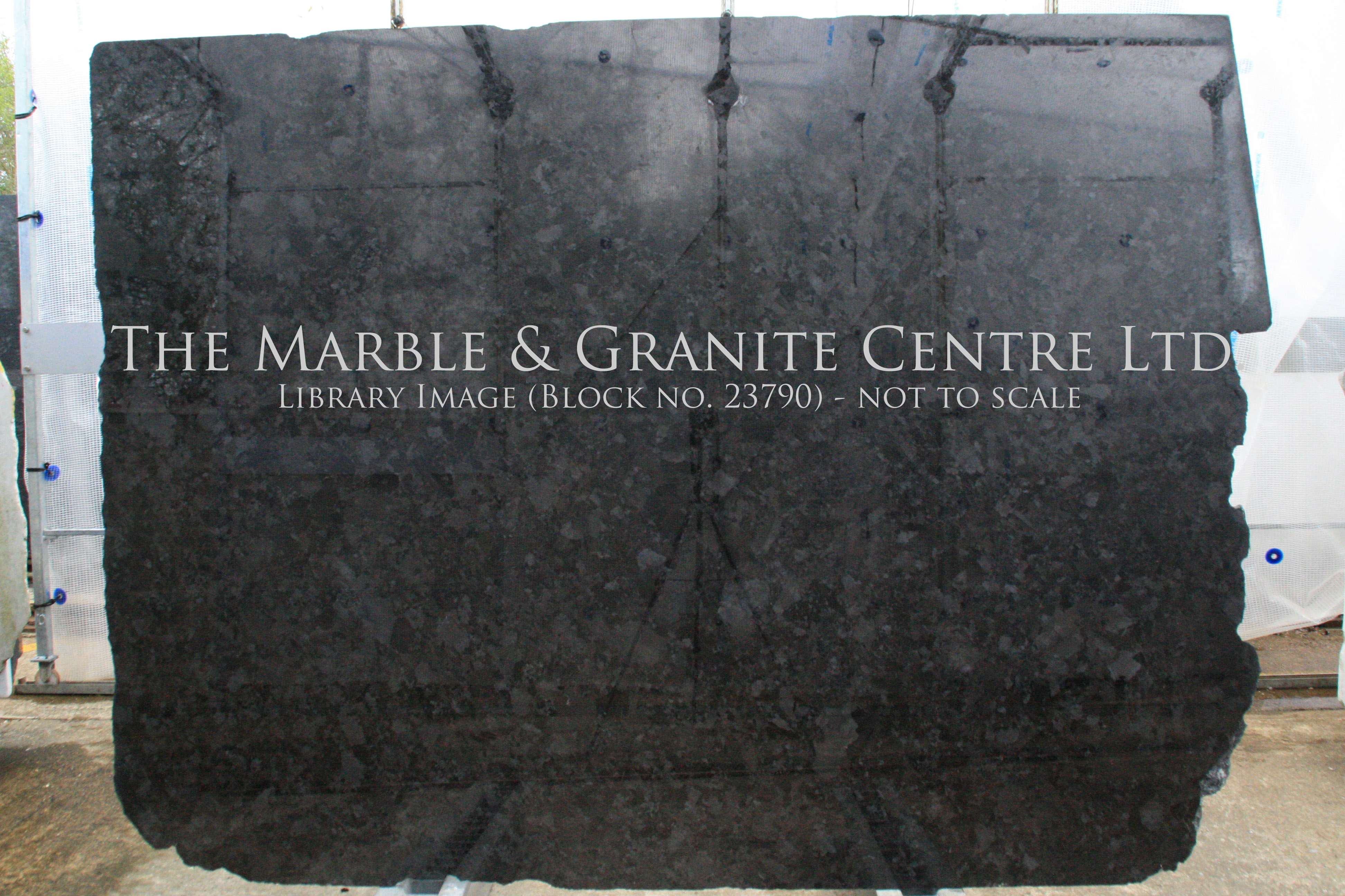 Granite Antique Brown Polished 20 mm [22828]