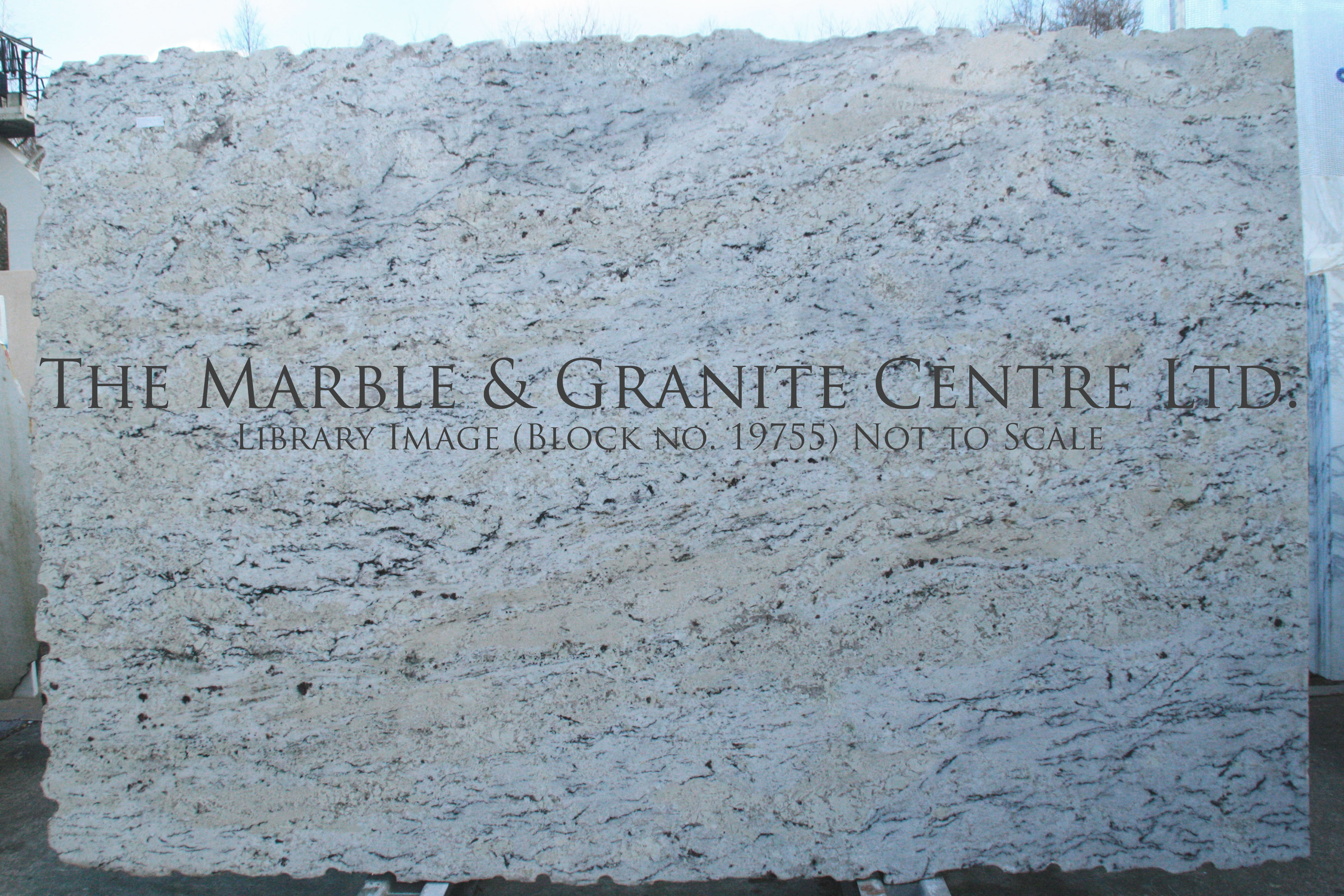 Granite Bianco Romano Polished 30 mm [1659]