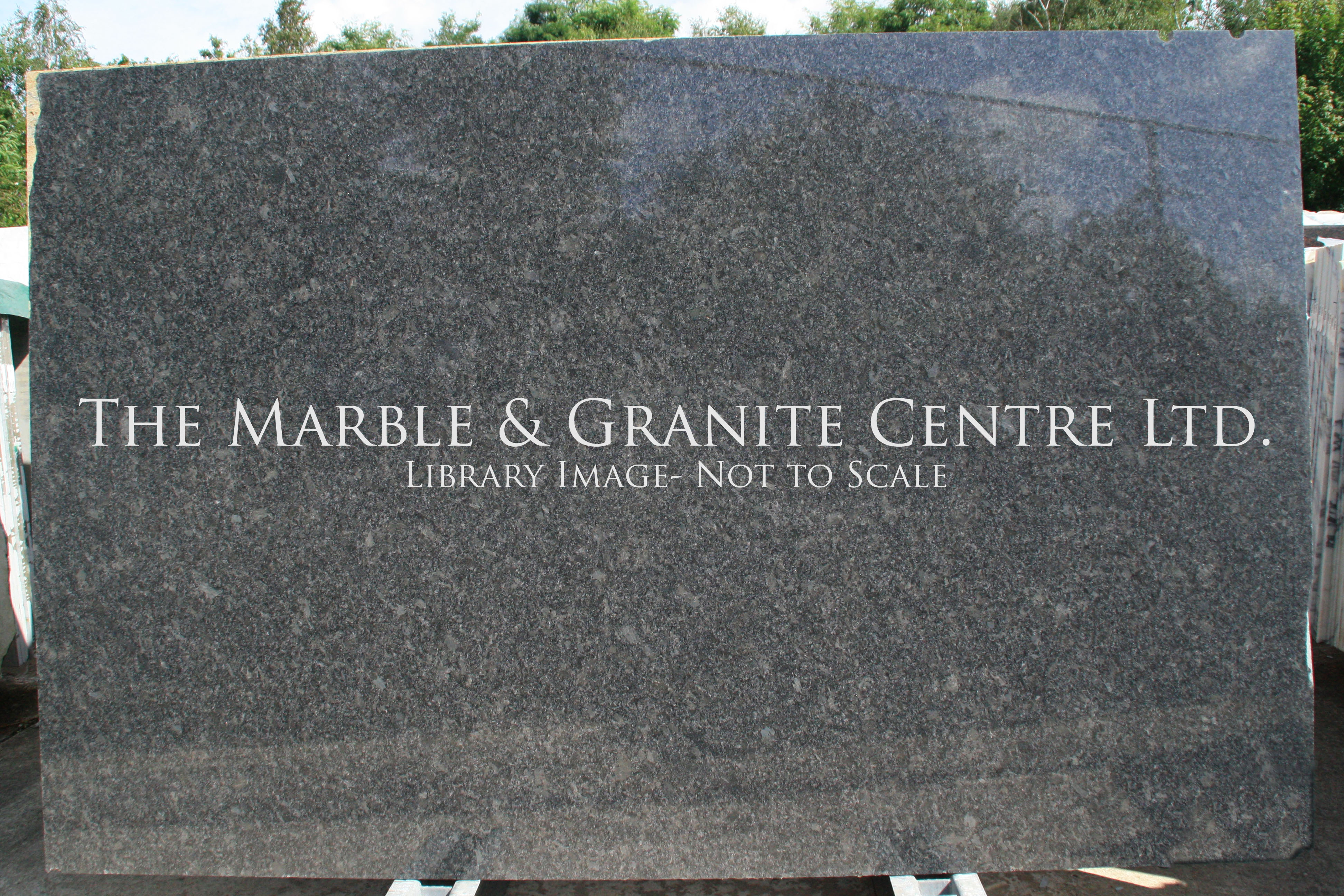 Granite Steel Grey Polished 30 mm [3025]