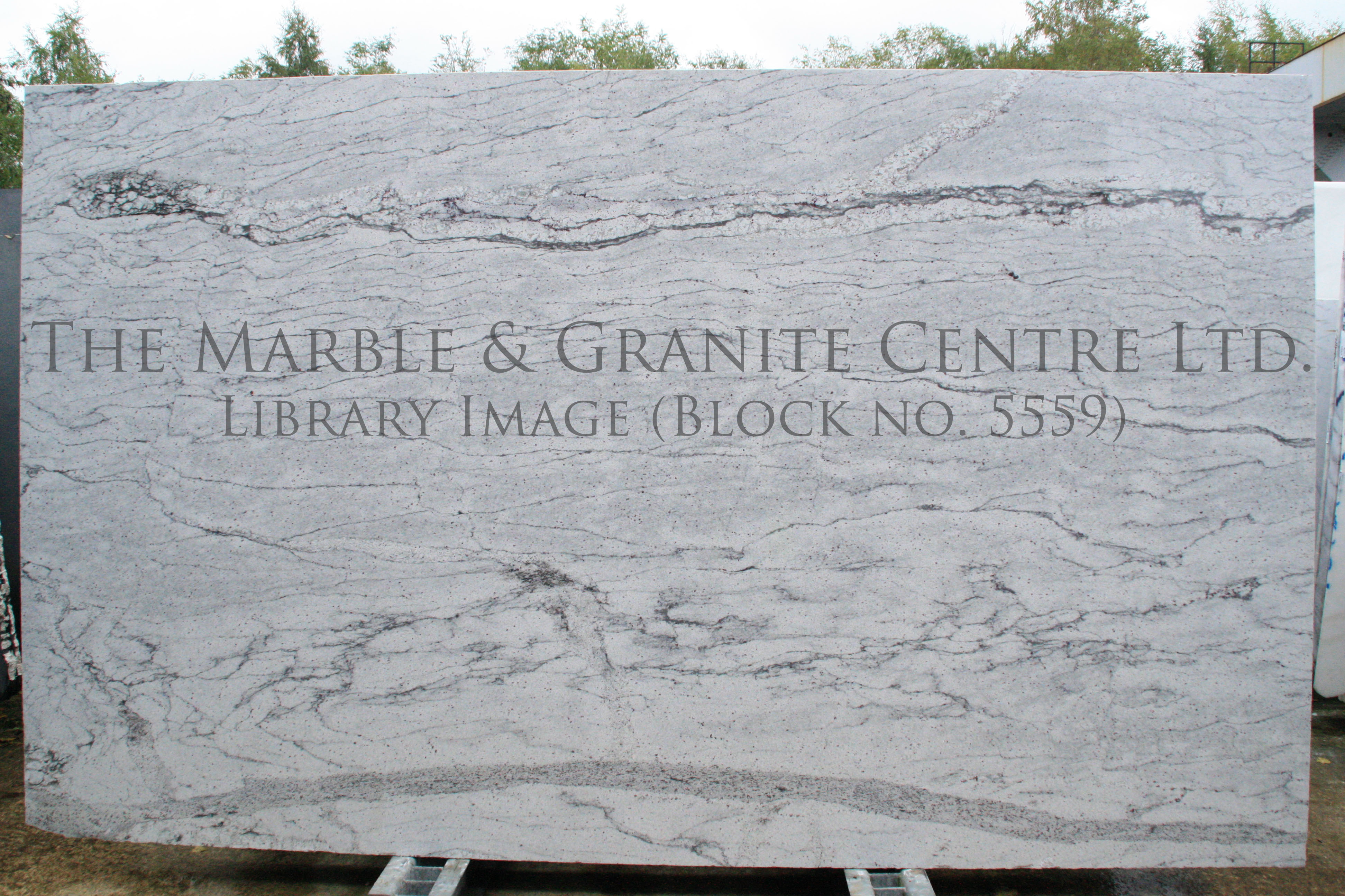 Granite River White Polished 20 mm [5312]