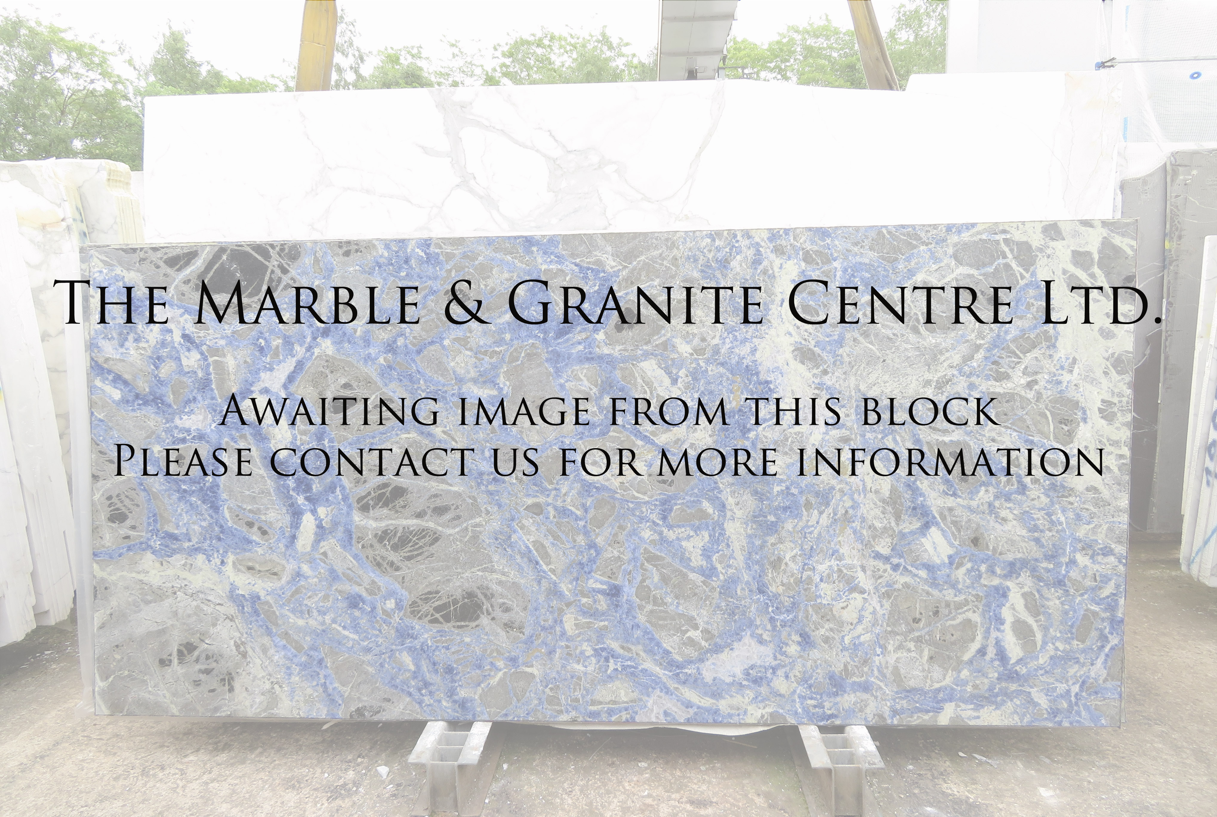 Marble Sodalite Polished 20 mm [1110]