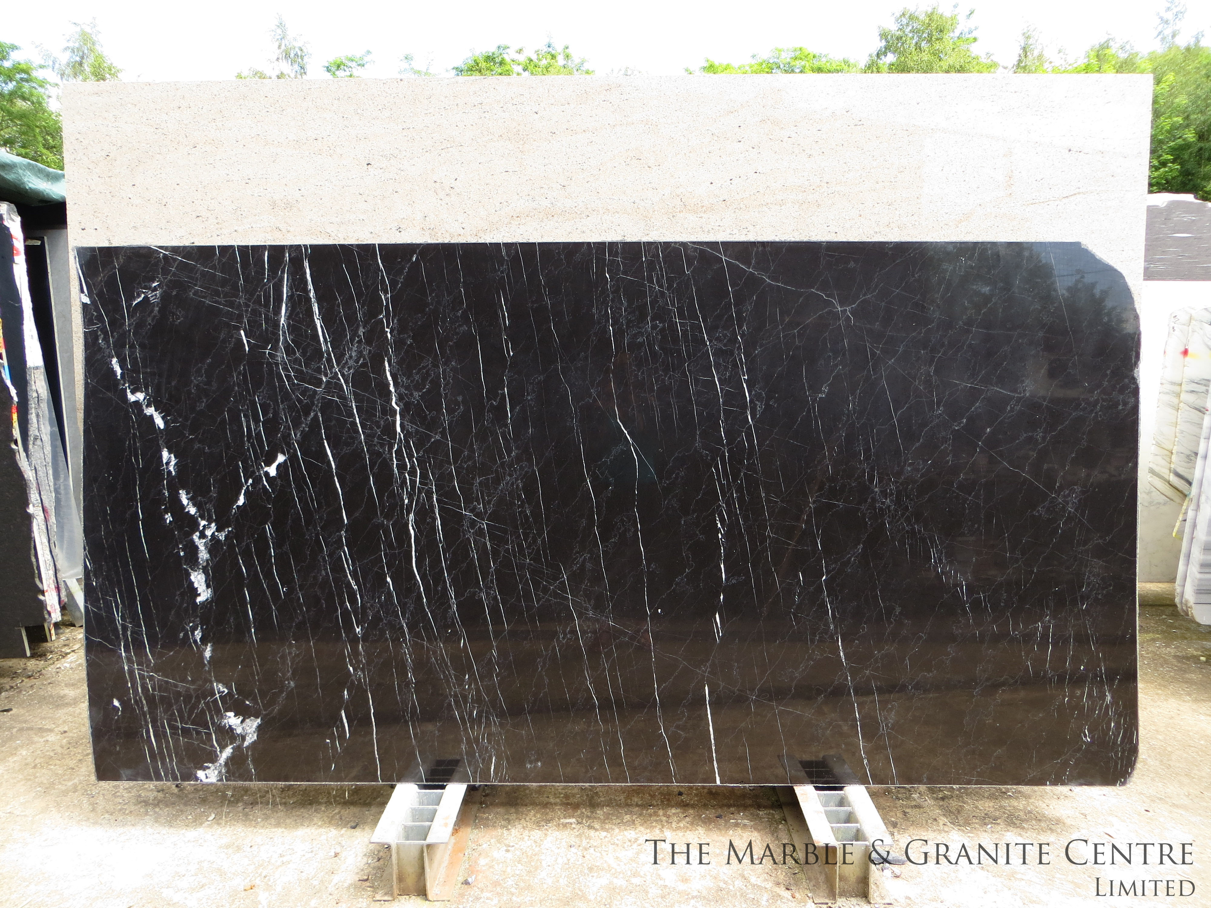 Marble Grey Marquina Polished 20 mm [10730]