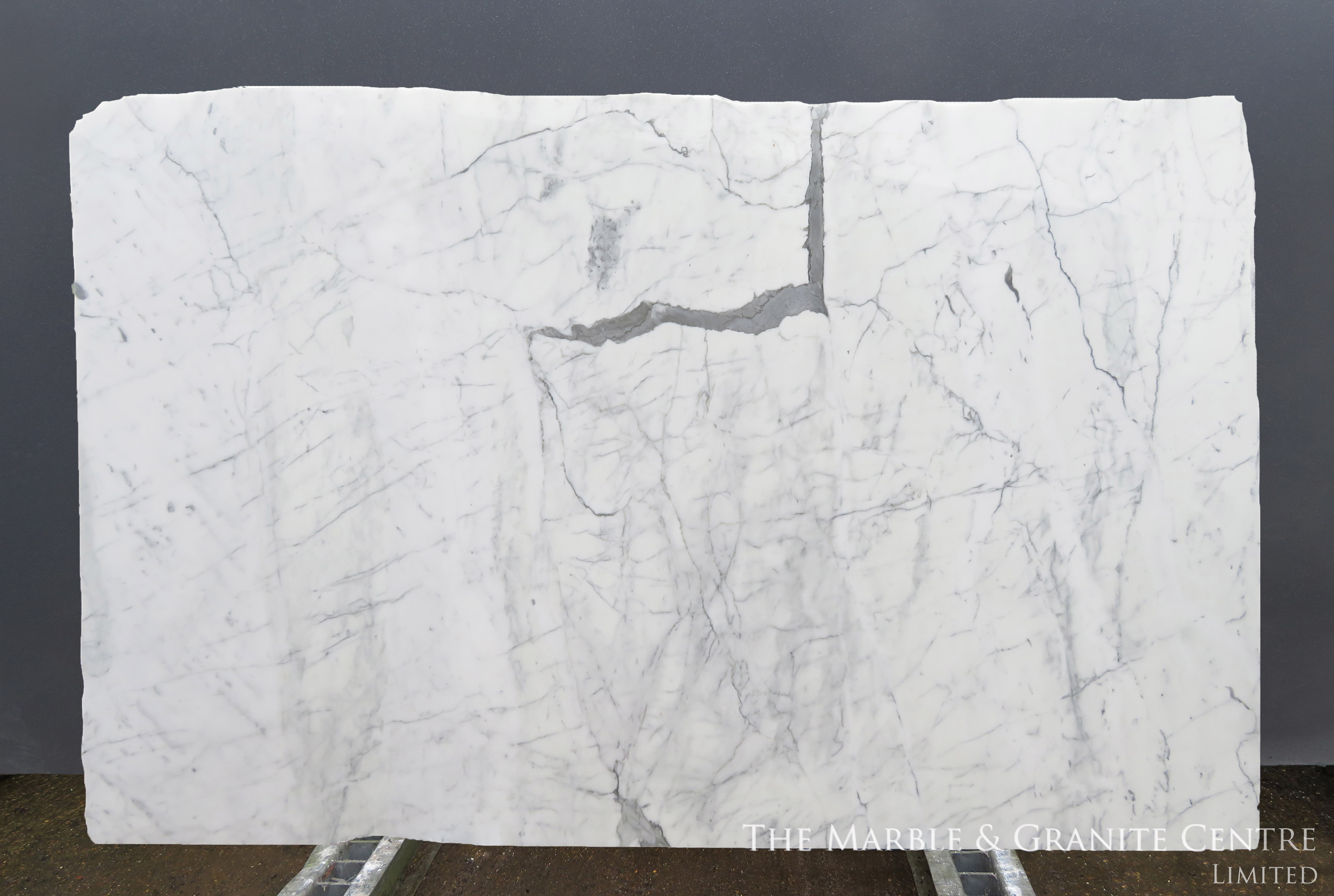 Marble Statuario 1st Polished 20 mm [11234]