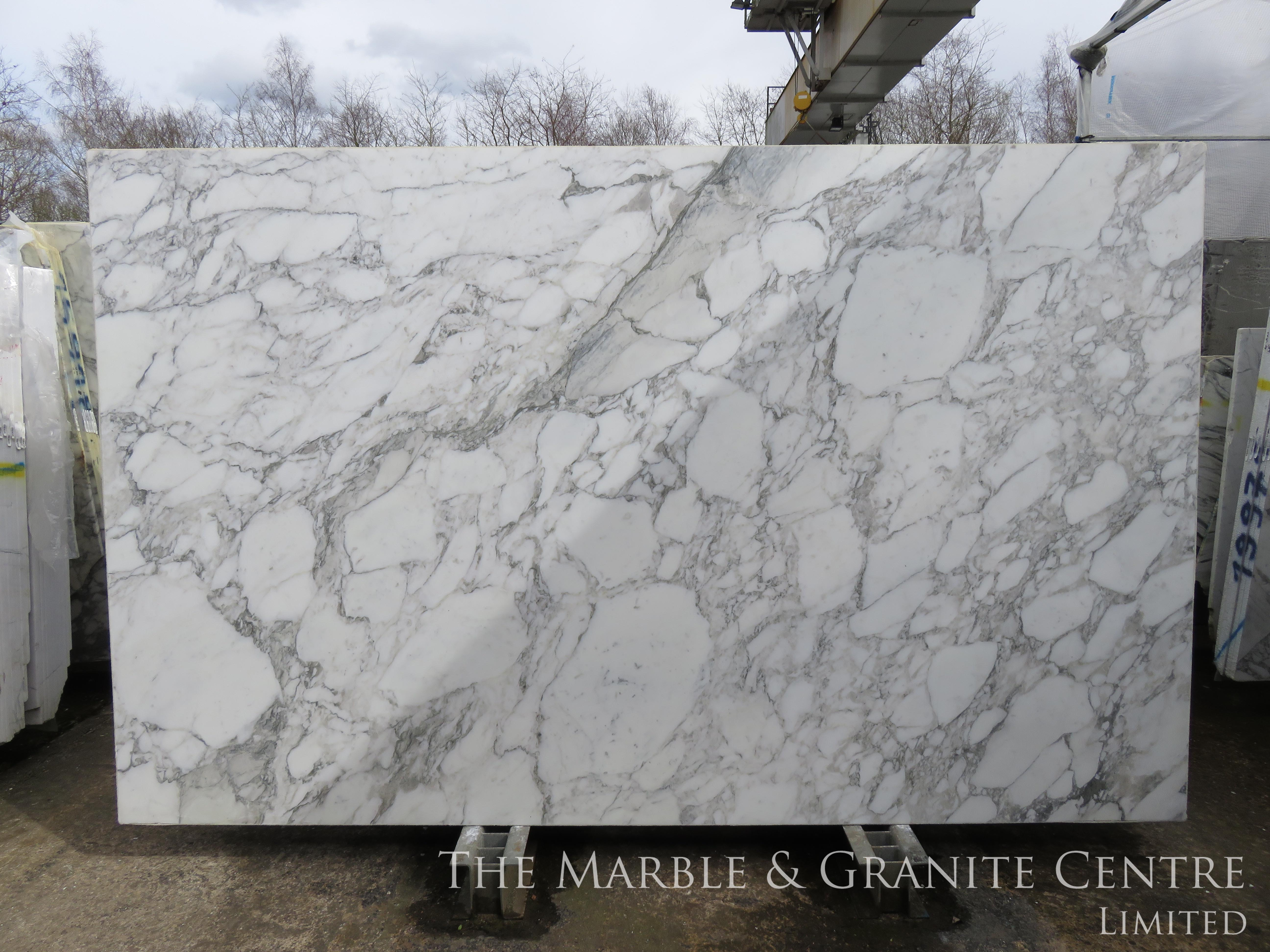 Marble Calacatta Oro Polished 30 mm [11537]