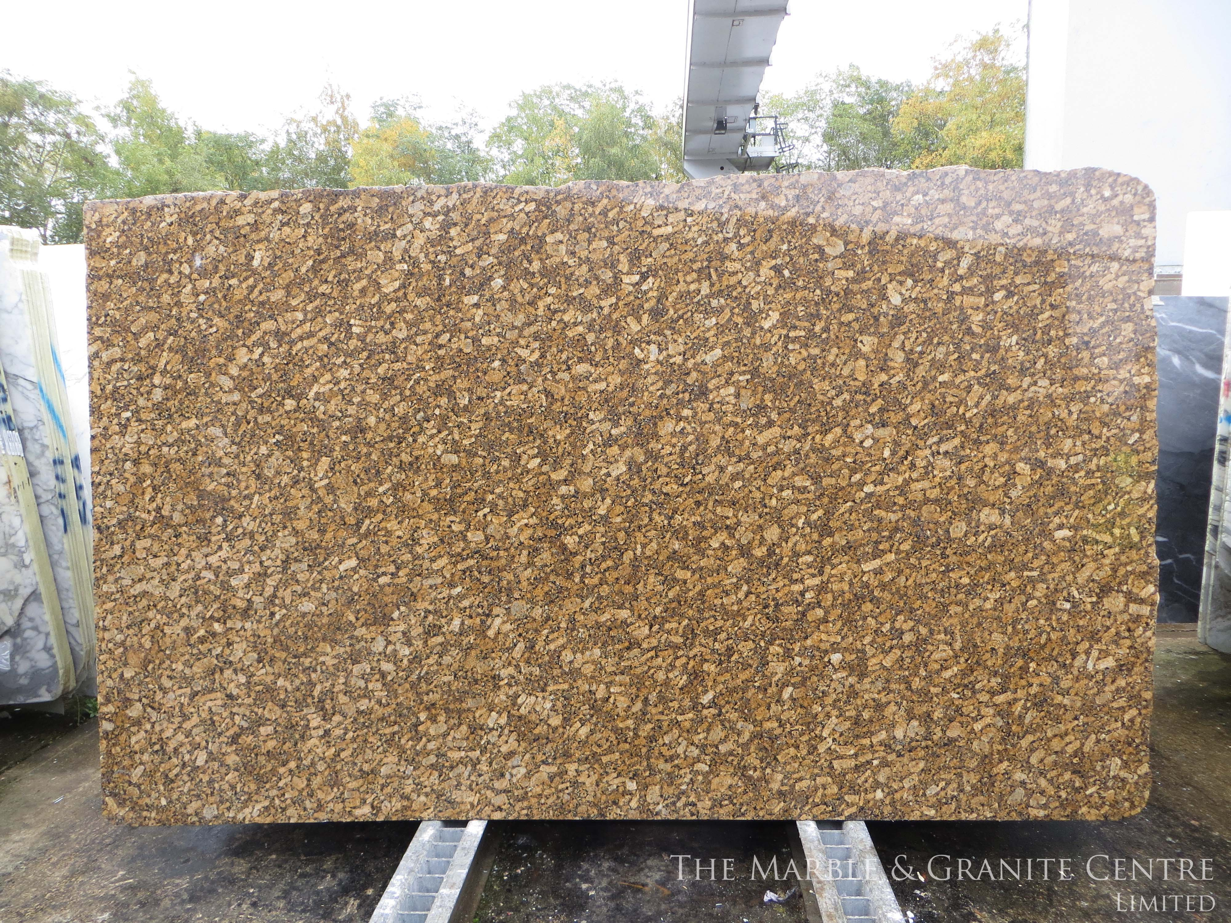 Granite Giallo Fiorito Polished 30 mm [1155]
