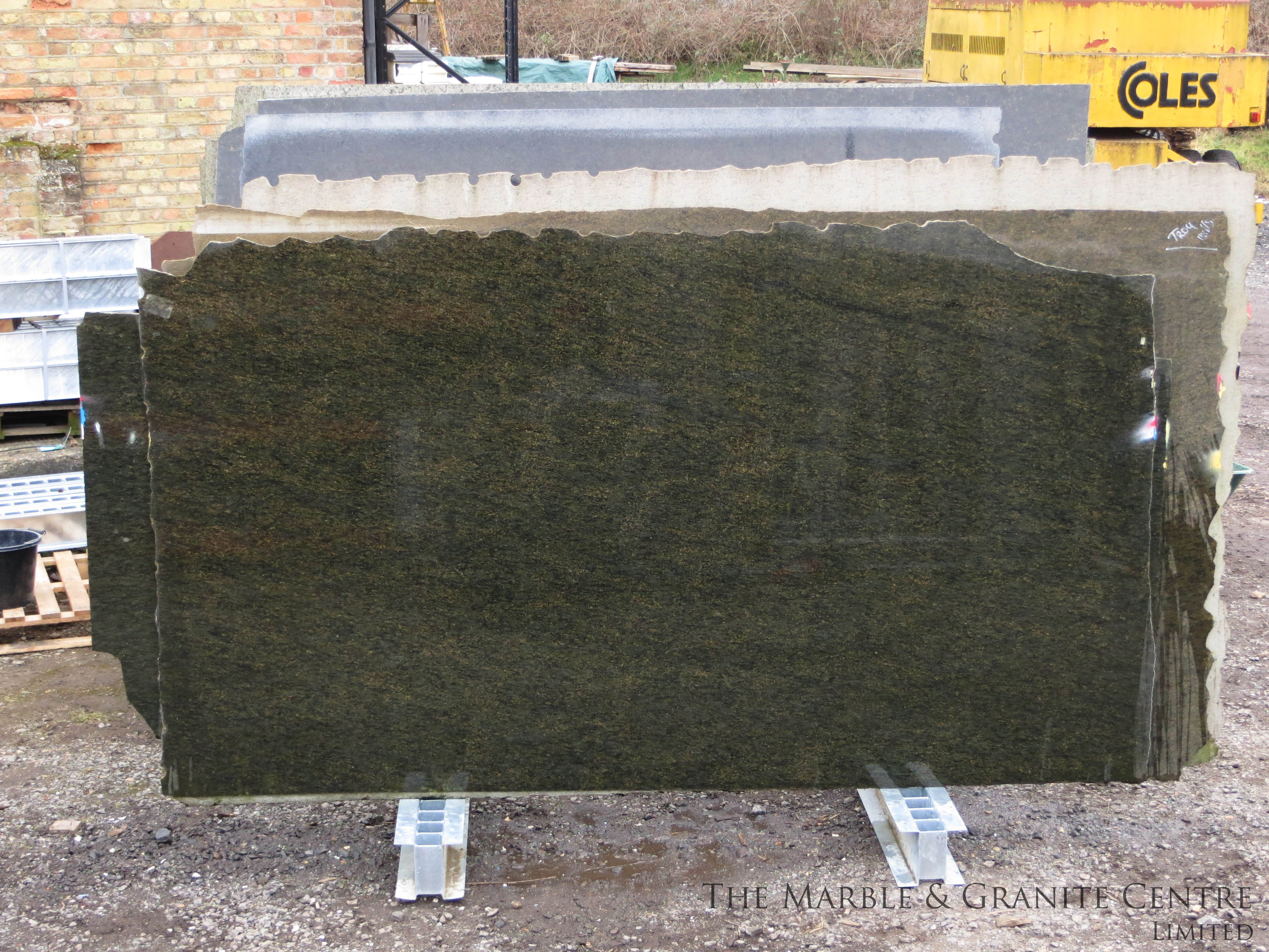 Granite Verde Bahia Gloria Polished 20 mm [1190]