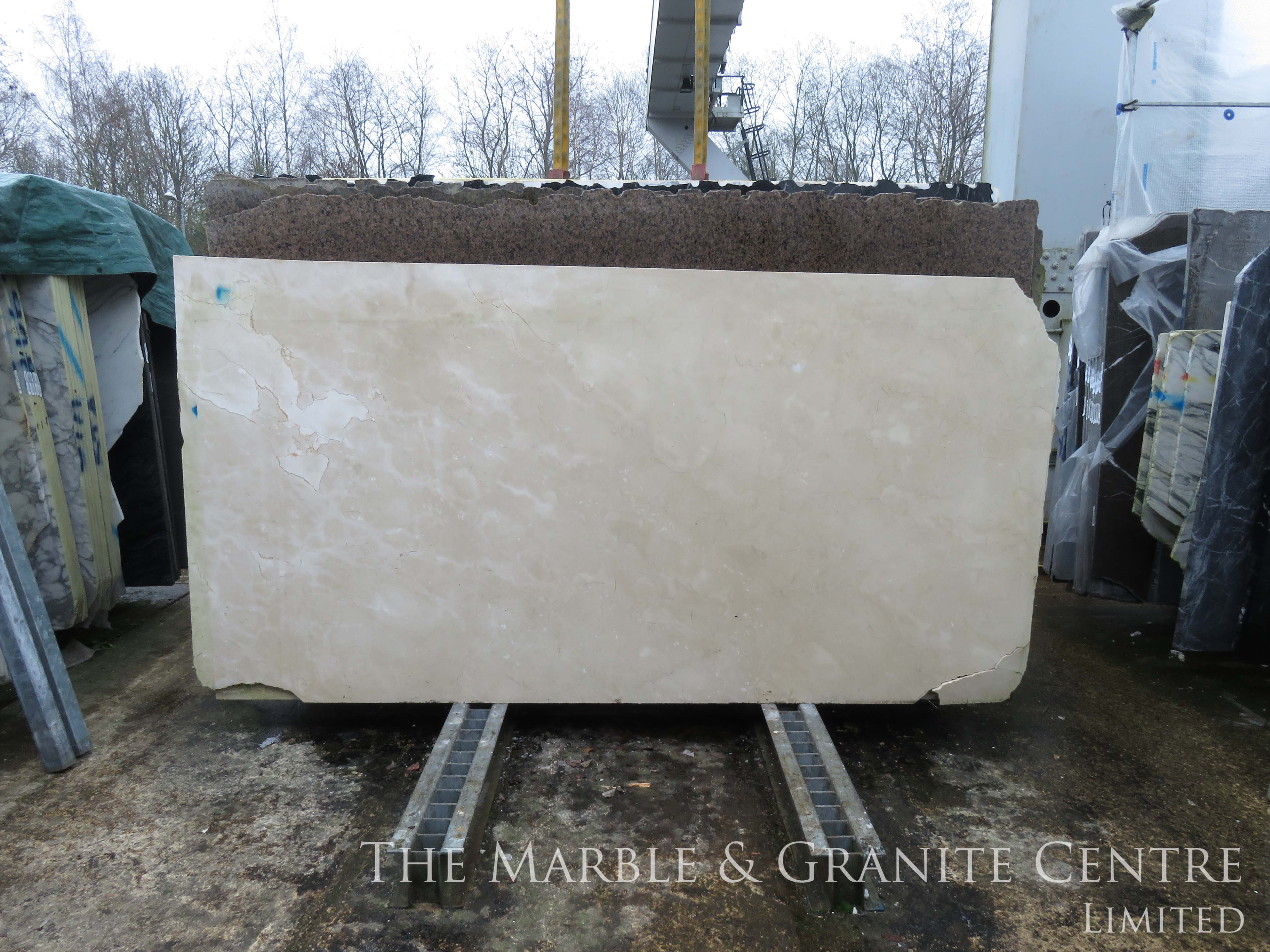 Marble Crema Marfil Polished 20 mm [12708]