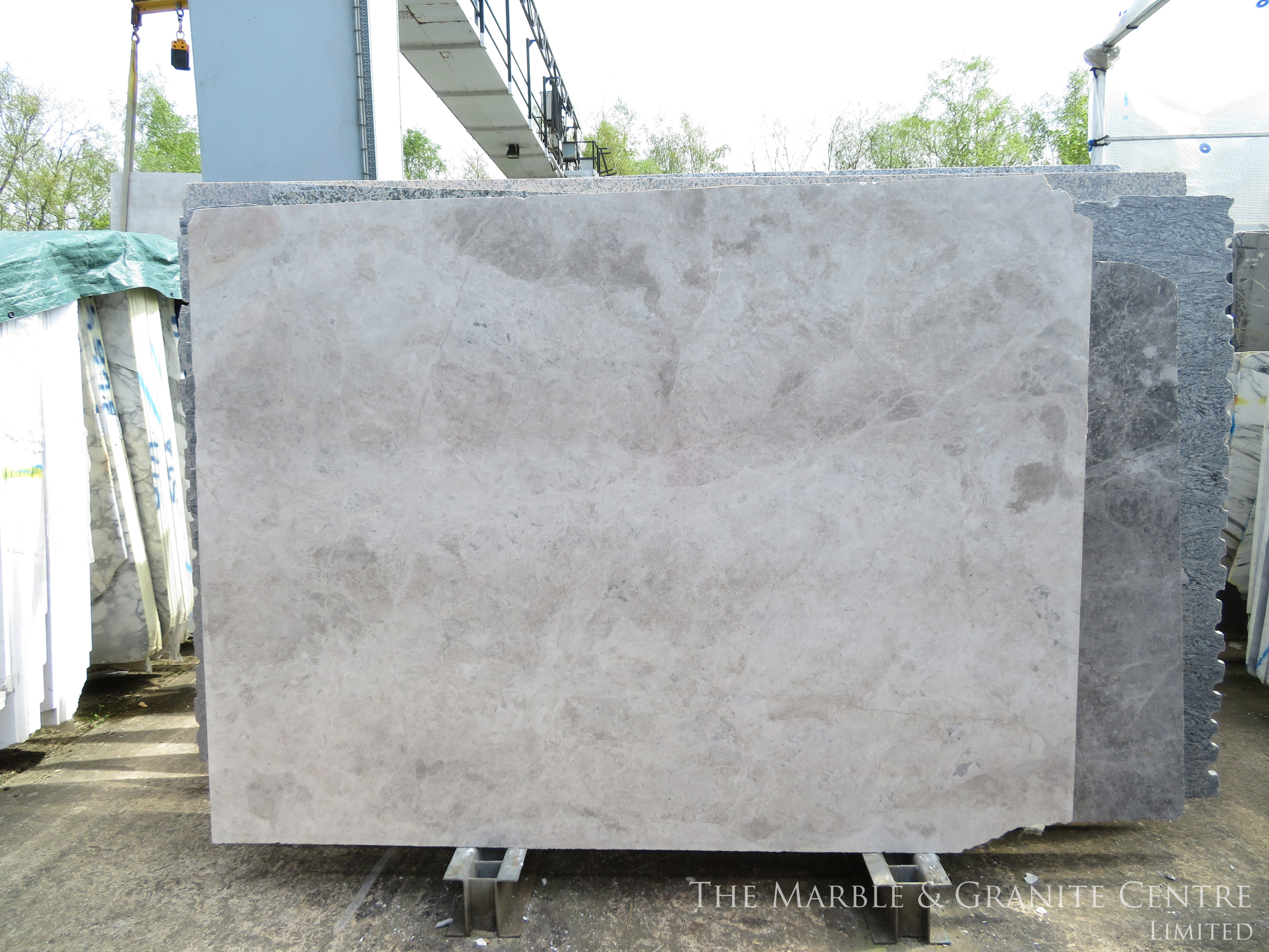 Marble Tundra Grey Polished 20 mm [144]