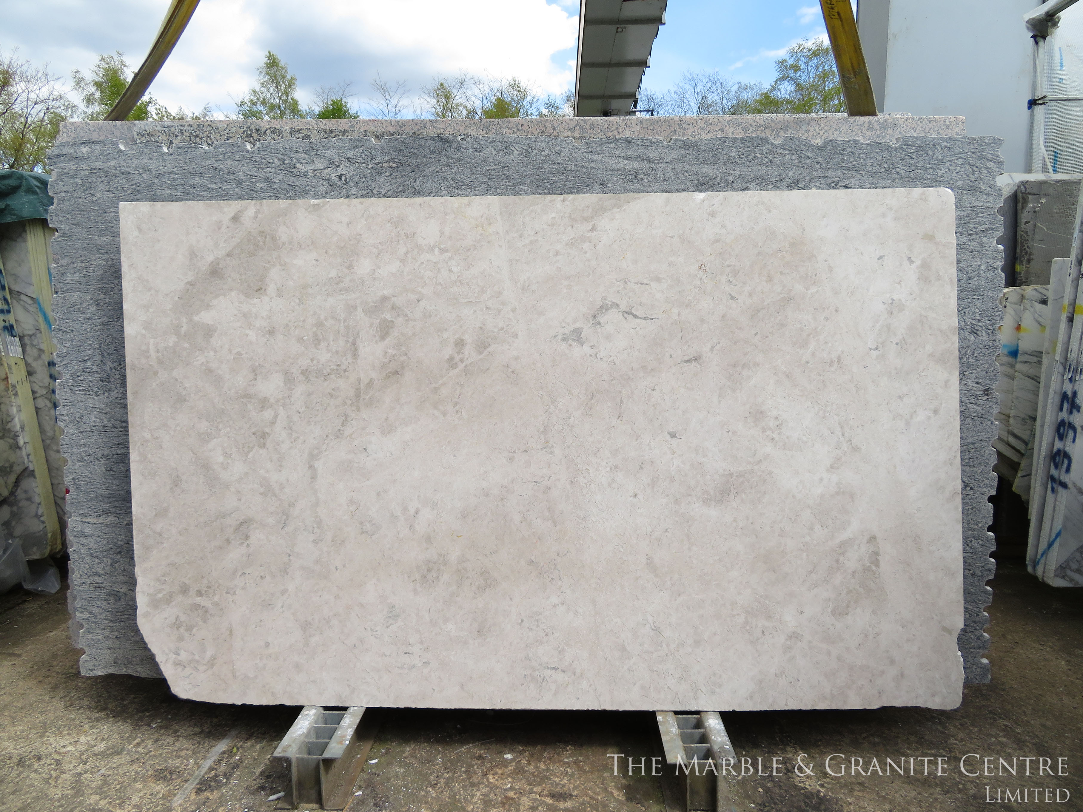 Marble Tundra Grey Polished 30 mm [145]
