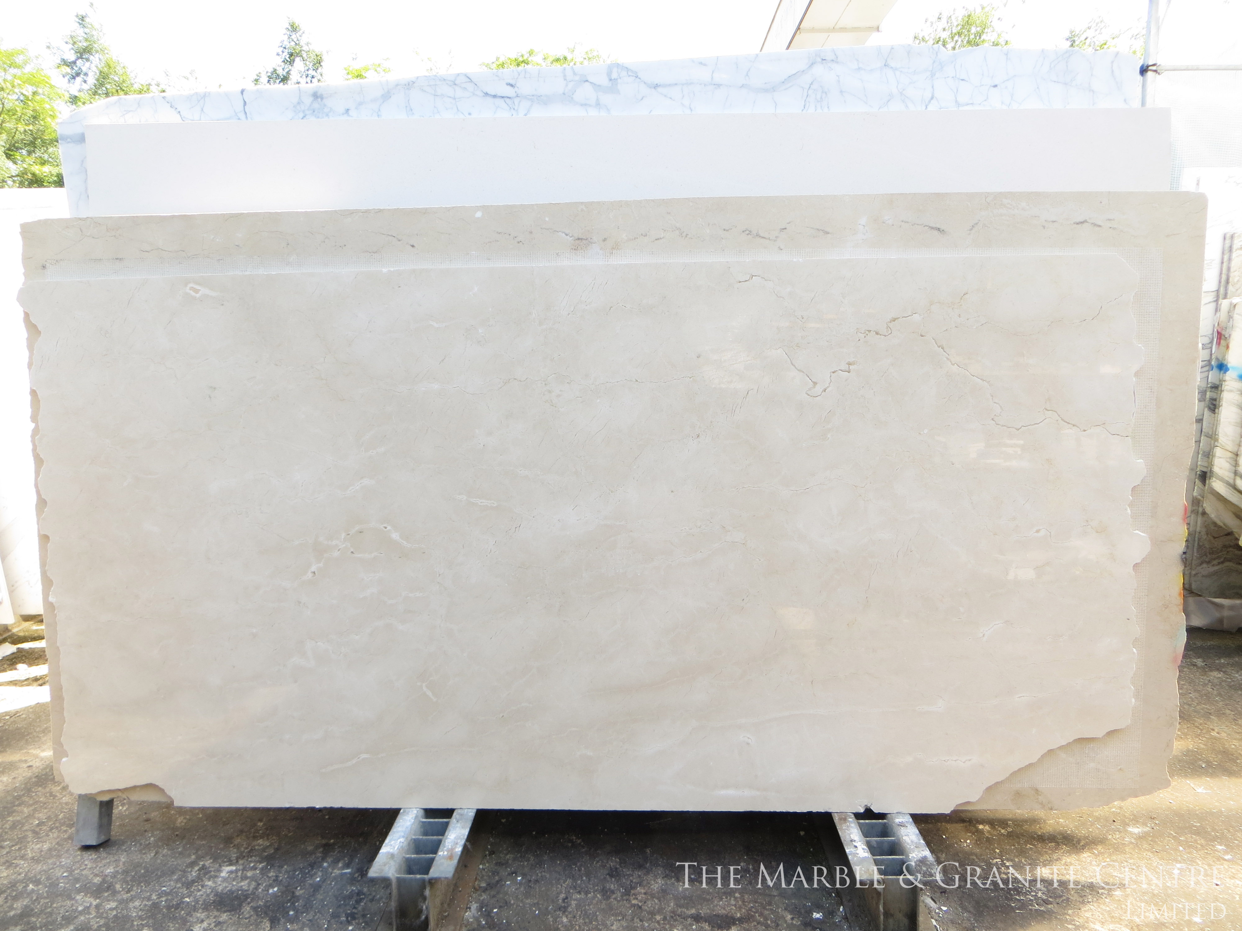 Marble Crema Marfil Extra Polished 20 mm [15333]