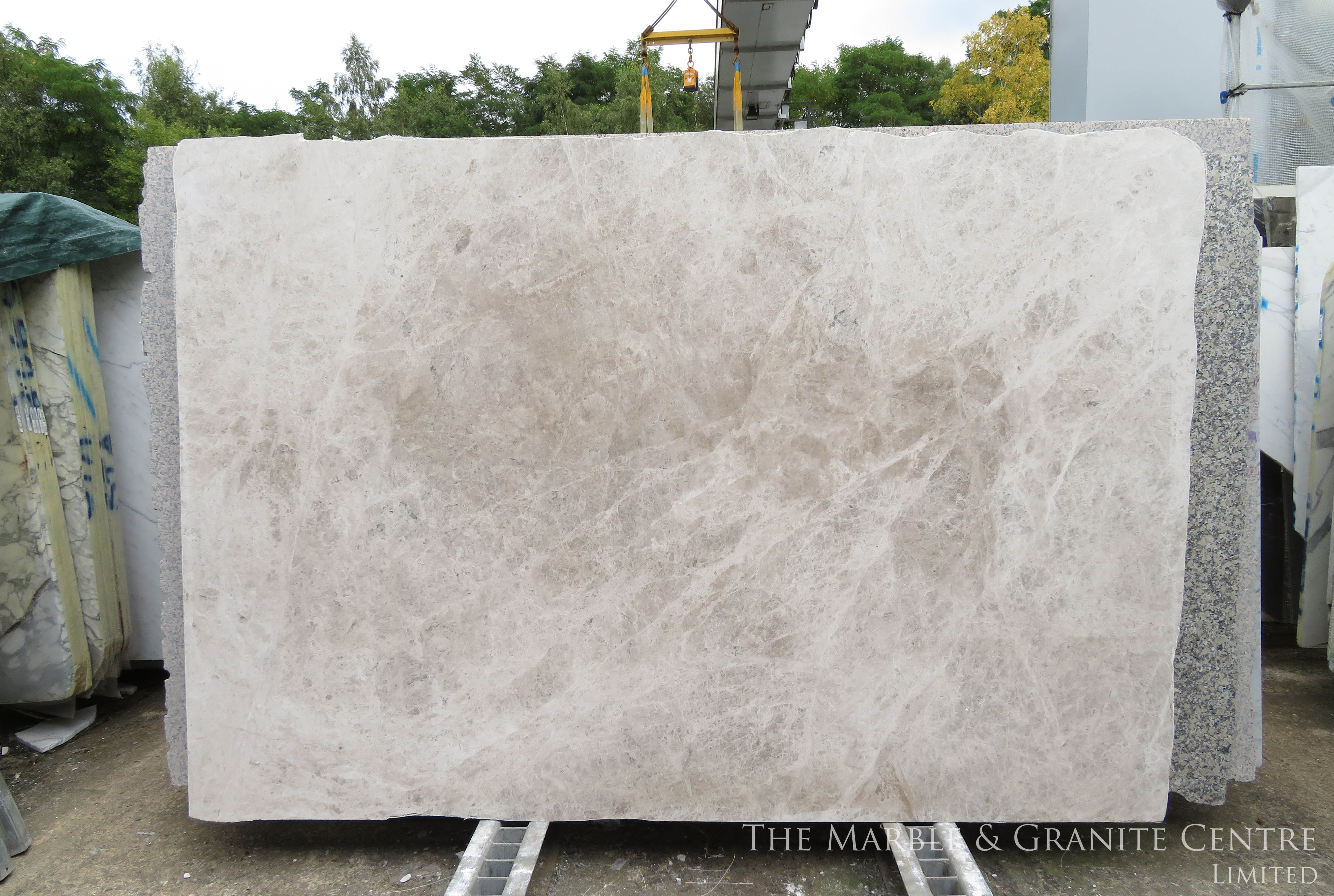 Marble Tundra Grey Polished 30 mm [1550]
