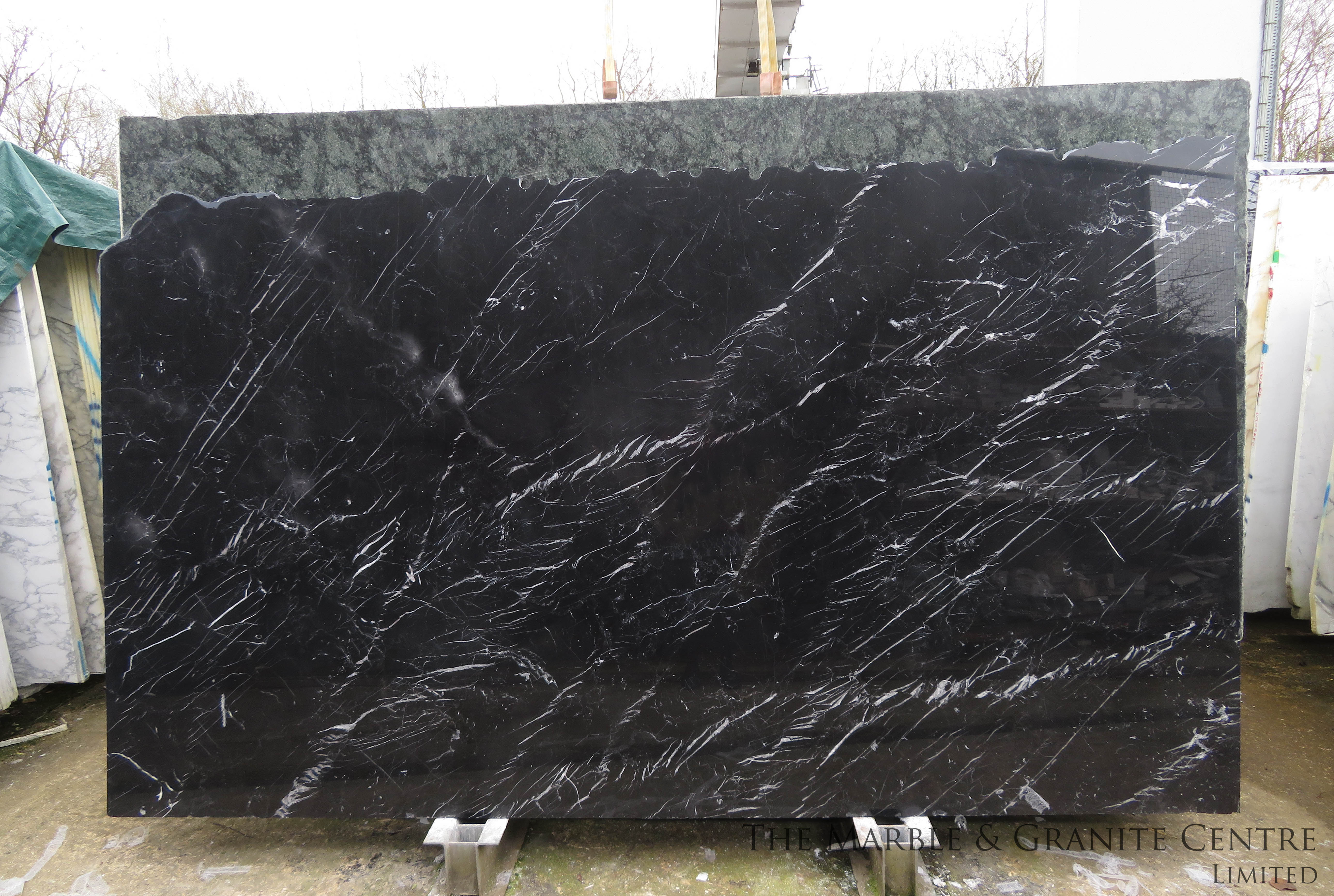 Marble Nero Marquina Polished 30 mm [1567]