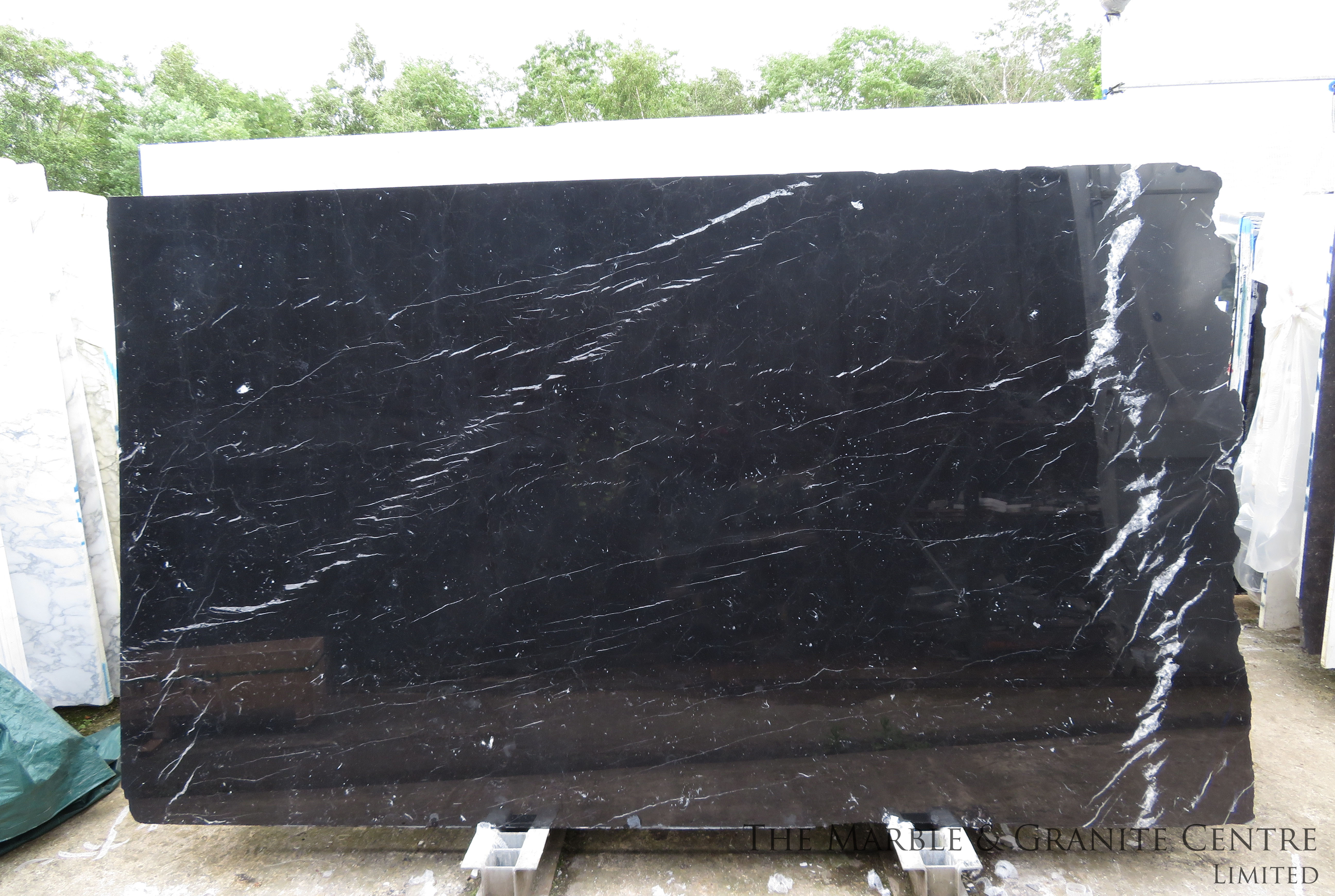 Marble Nero Marquina Polished 20 mm [15690]