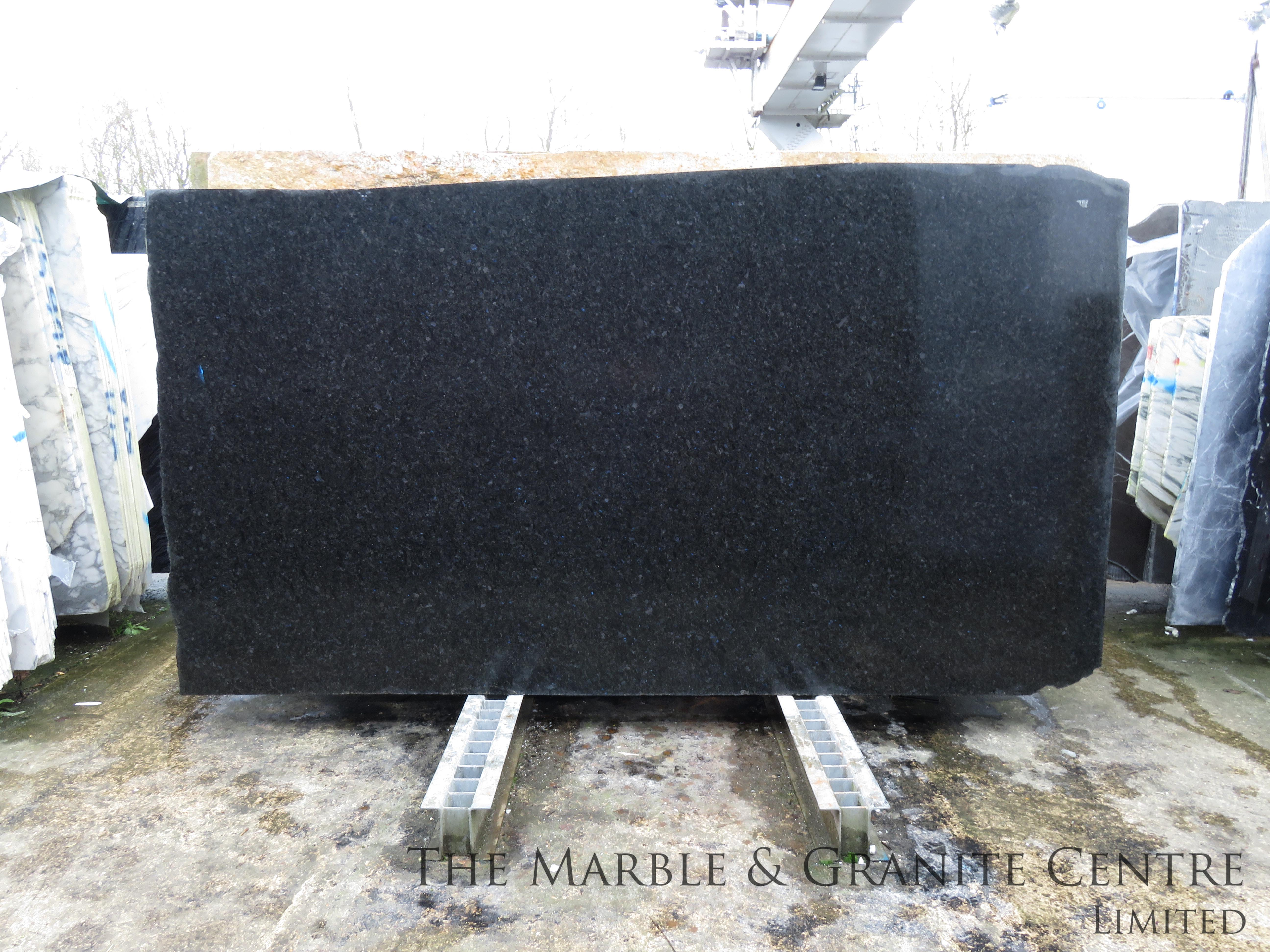 Granite Angola Blue Polished 30 mm [19701]