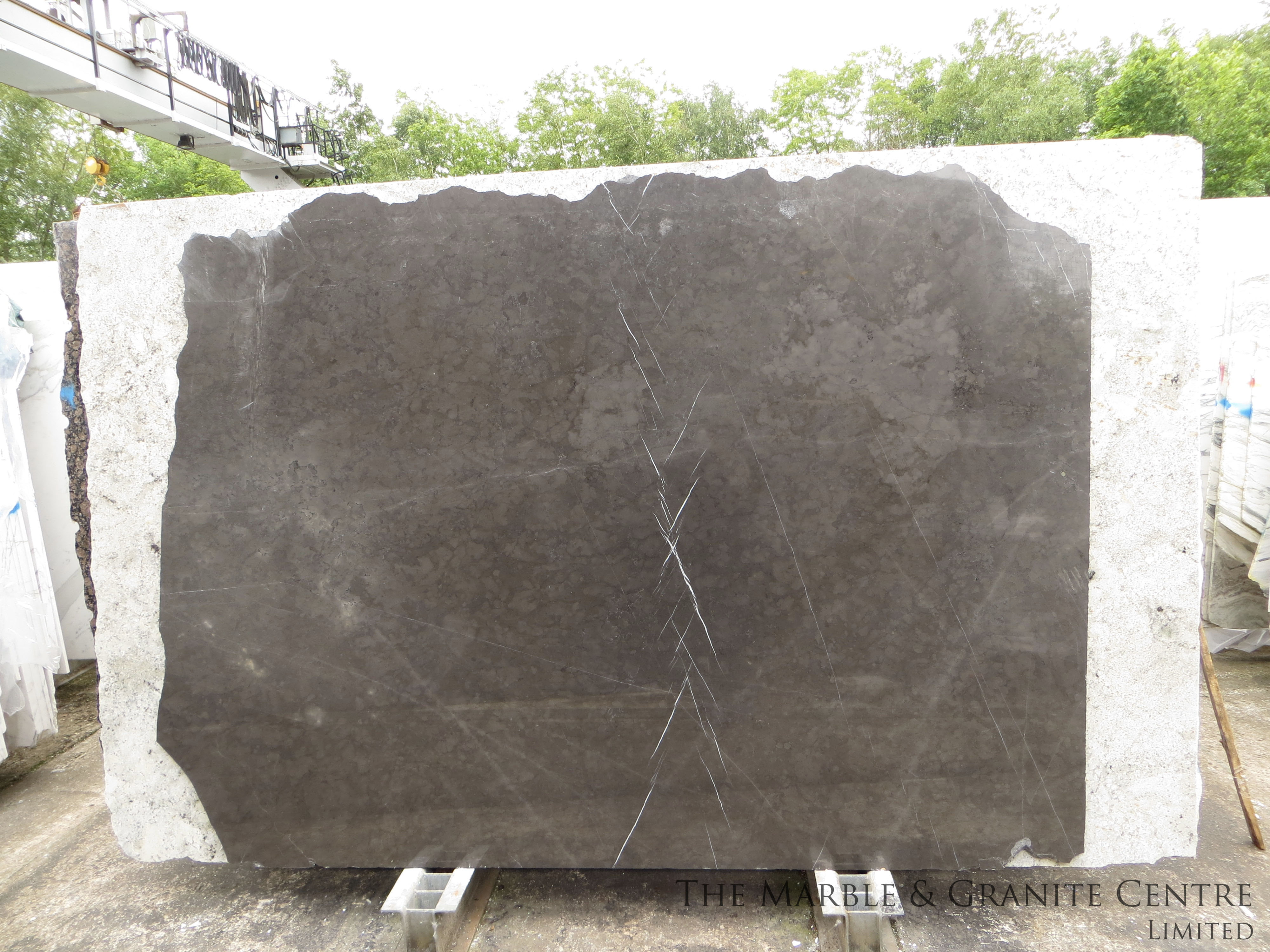 Marble Grey Marquina Polished 20 mm [20210]
