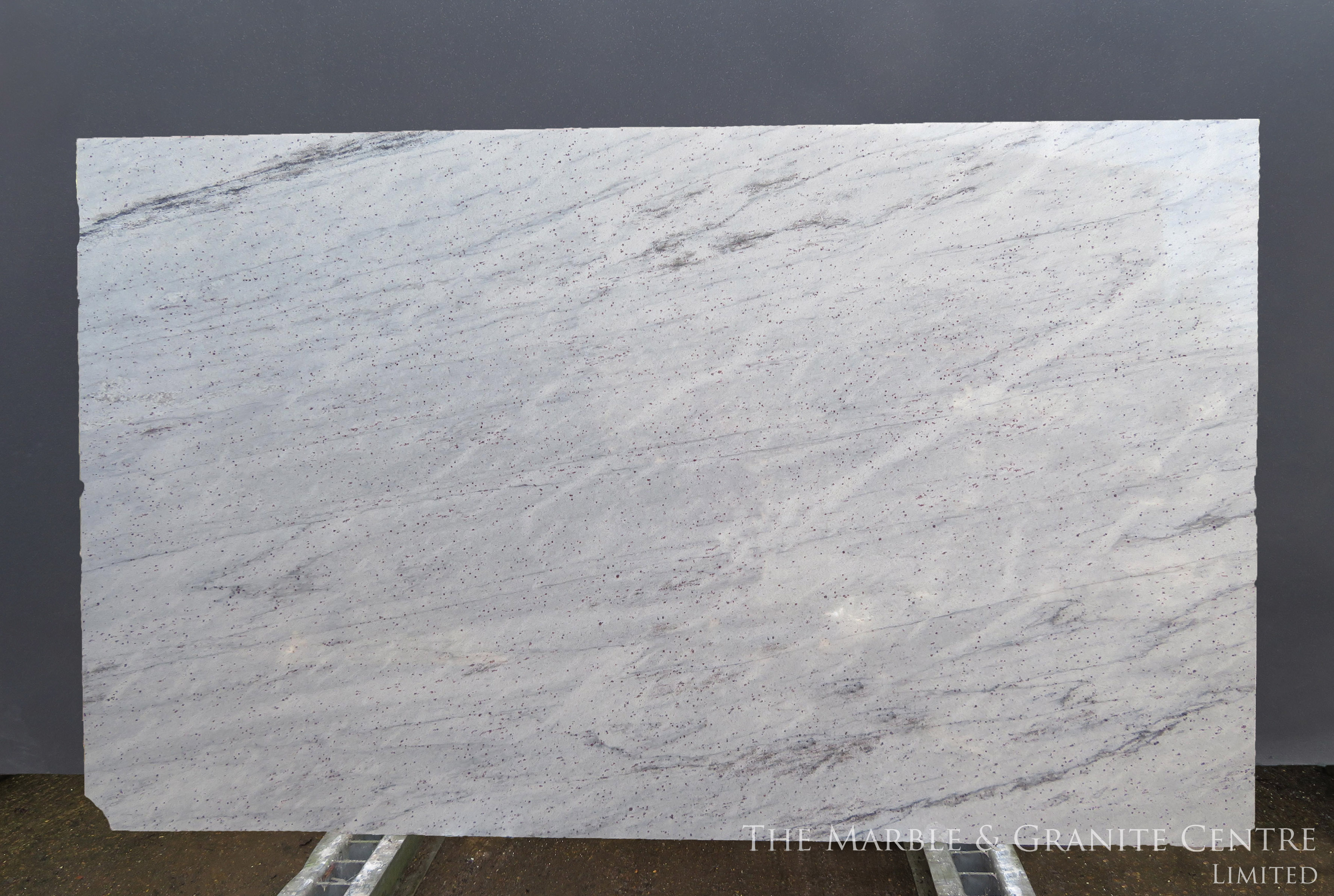 Granite river white polished 30 mm 2166