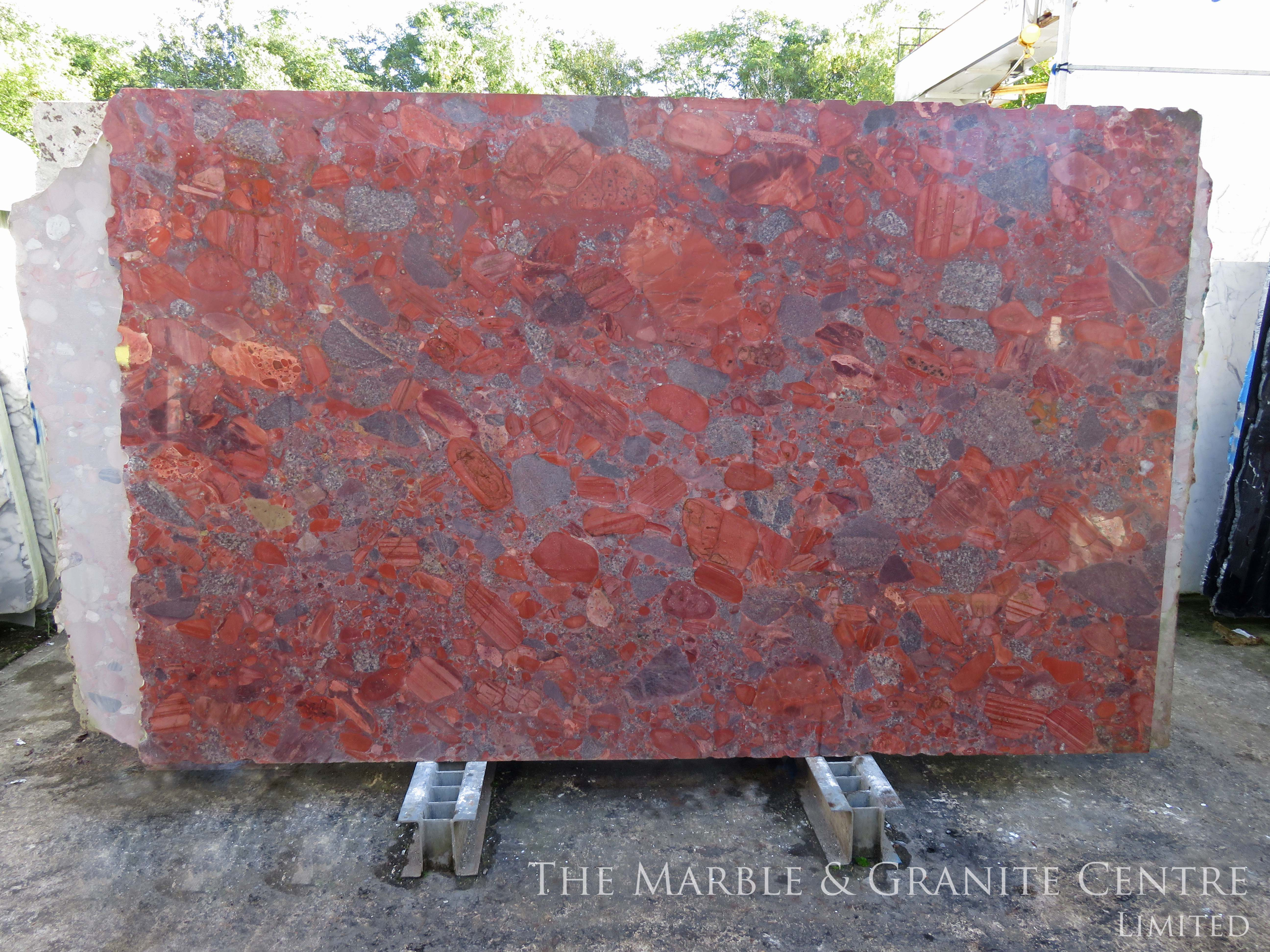 Granite Rosso Marinace Polished 20 mm [22376]