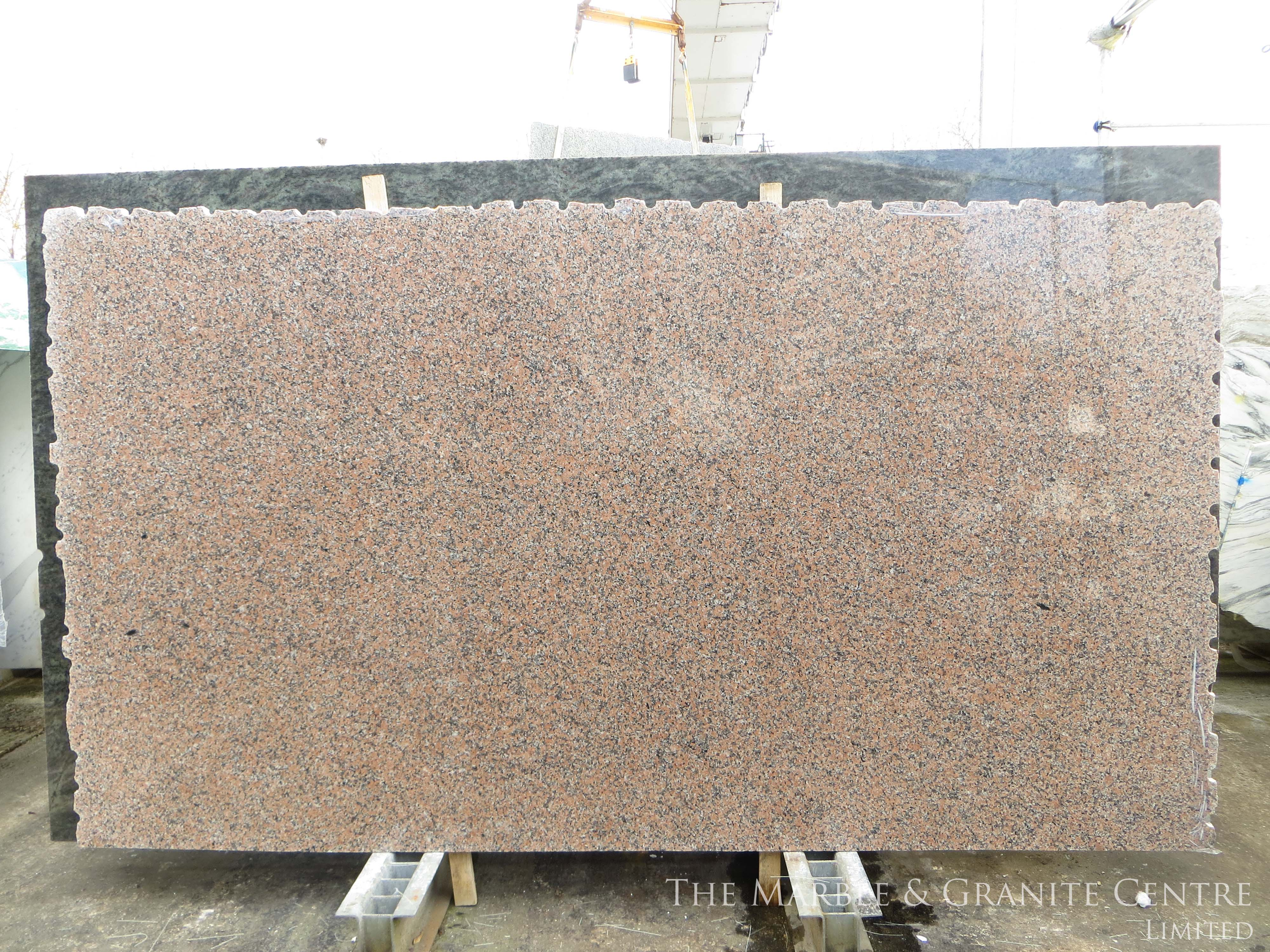 Granite Pink Porrino Polished 30 mm [22895]