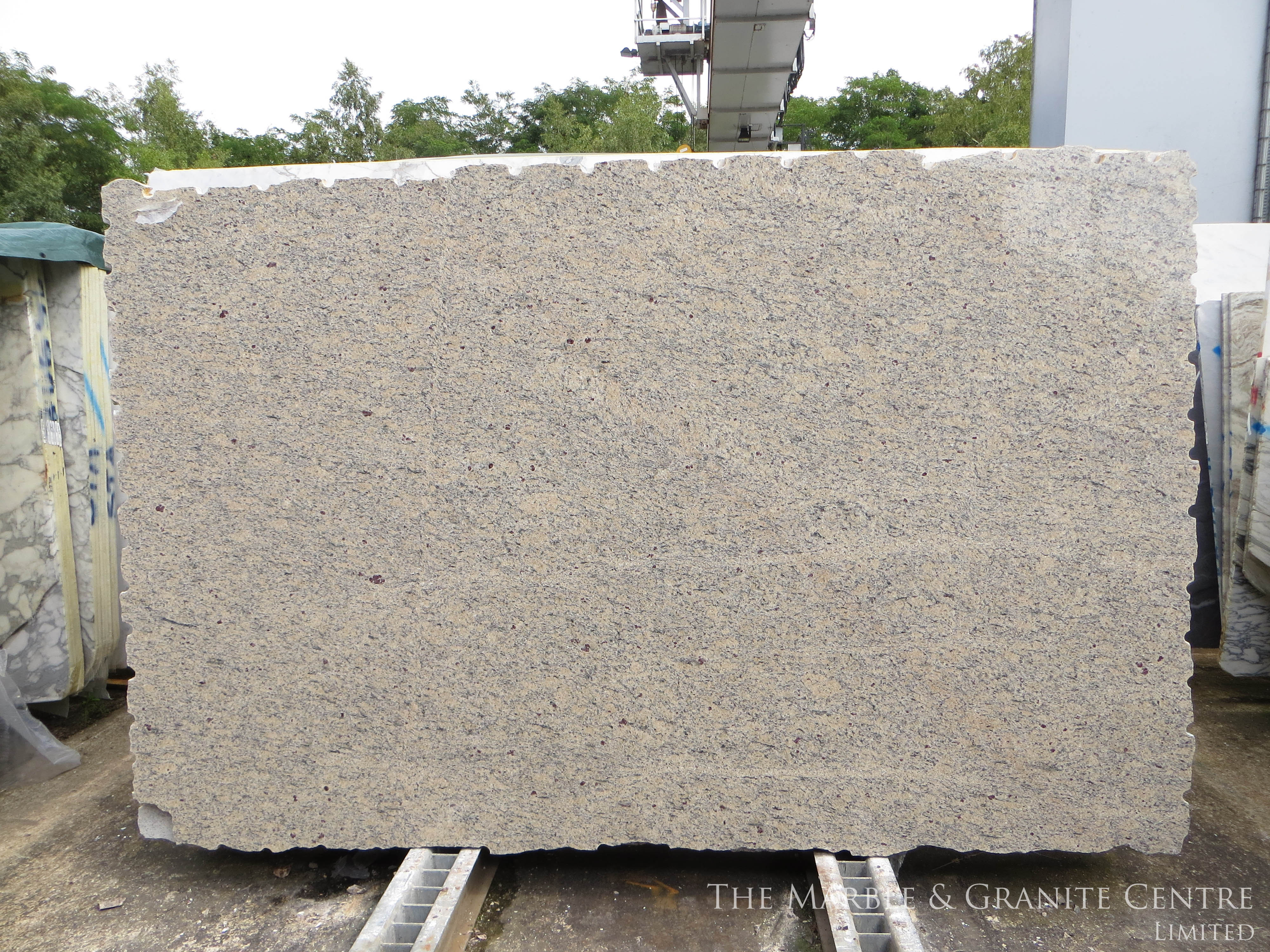 Granite Giallo SF Reale Polished 30 mm [24401]