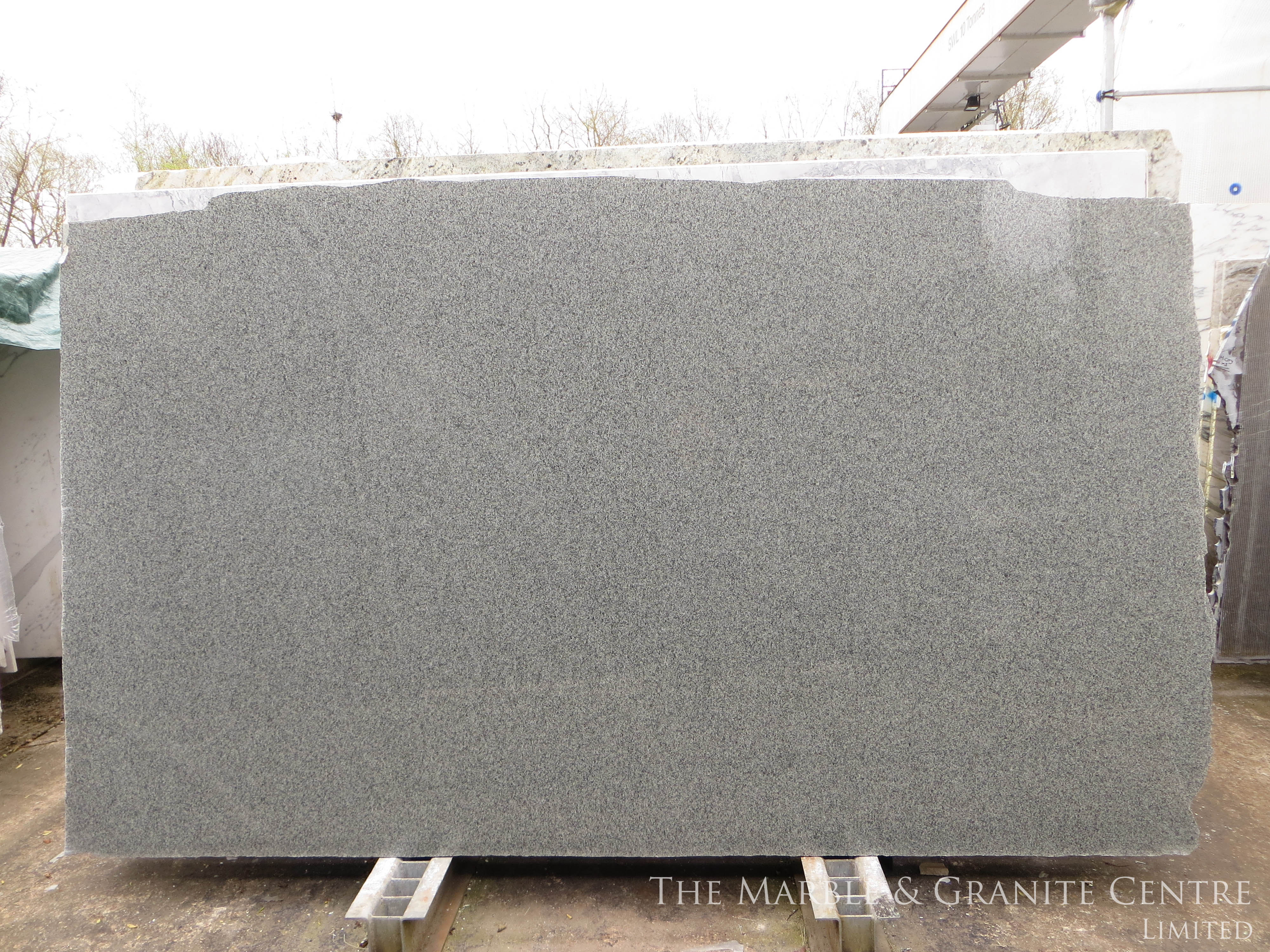 Granite Kuru Grey Polished 30 mm [25367]
