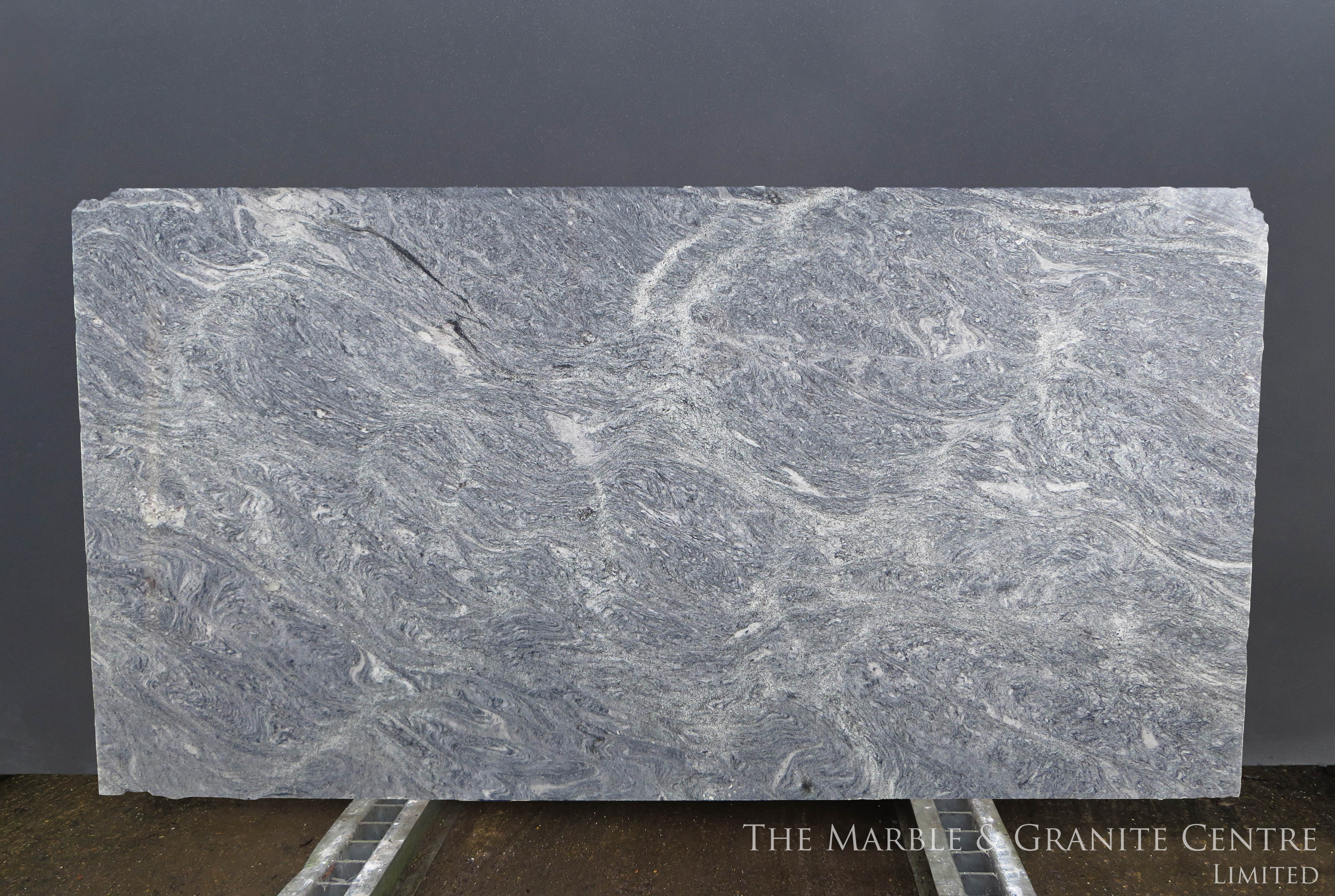 Granite Silver Cloud Polished 30 mm [25853]