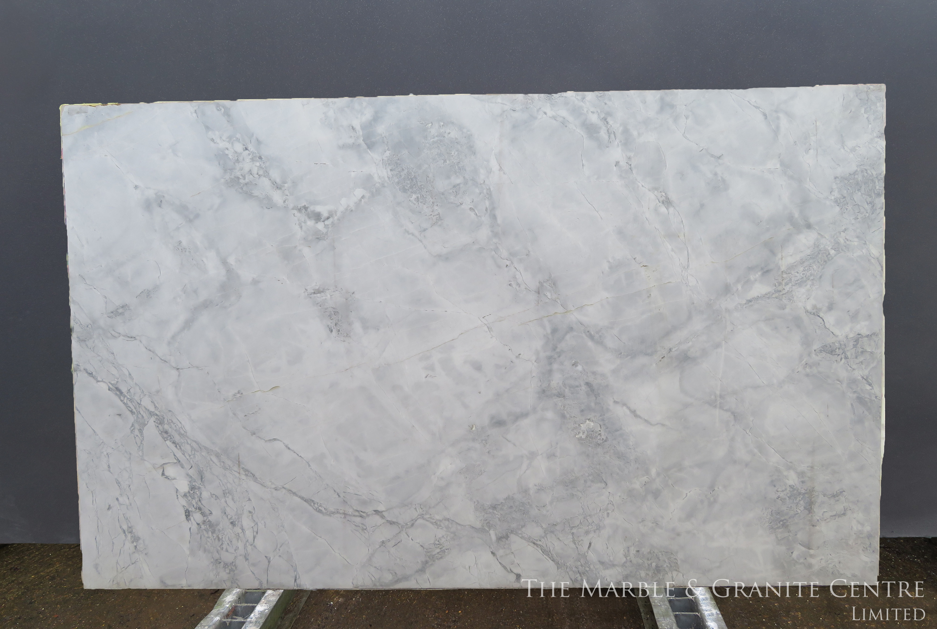Quartzite Bianca Eclipsia Satinato 30 mm [26132]