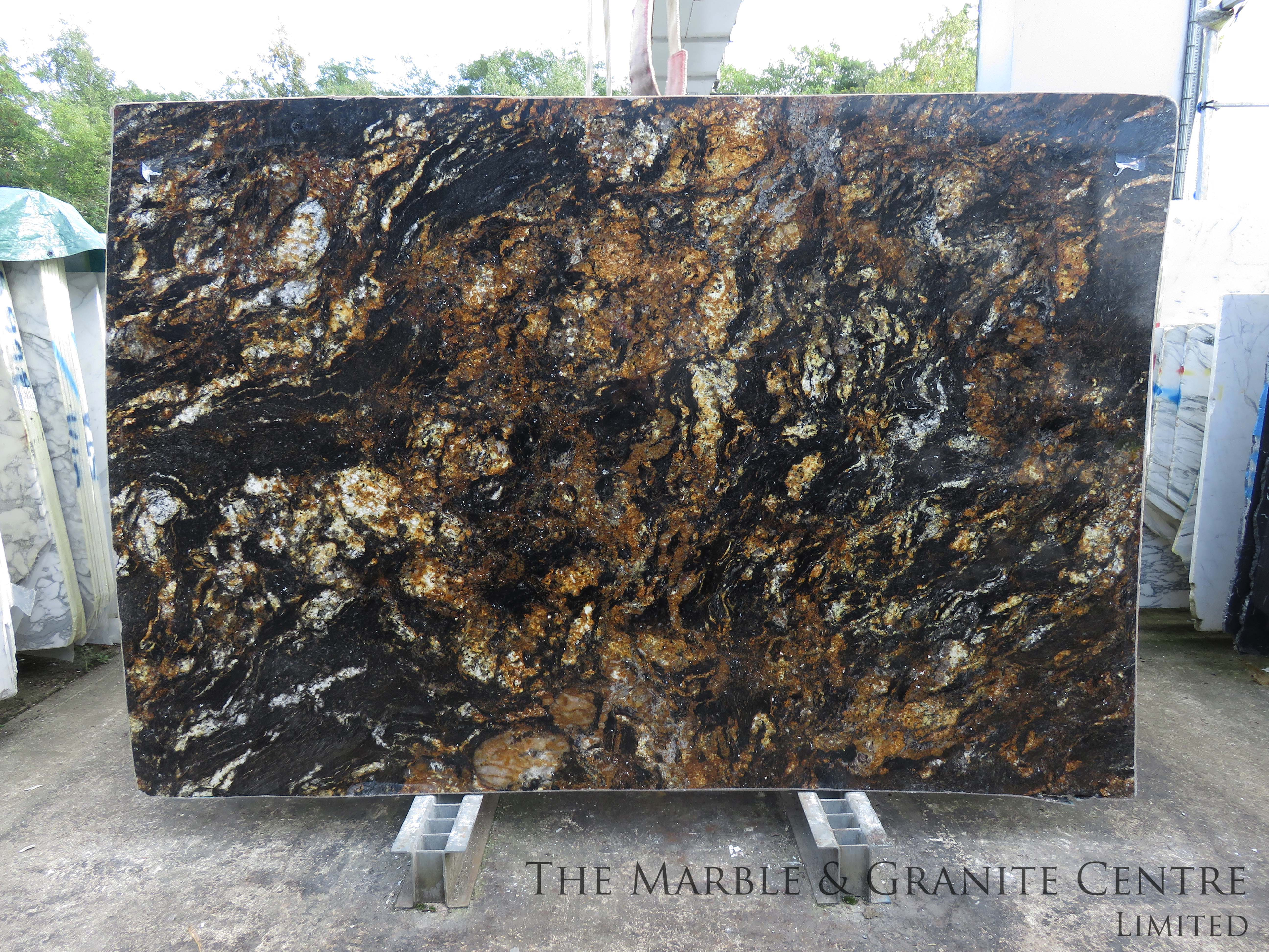 Granite Black Fusion Polished 30 mm [26280]