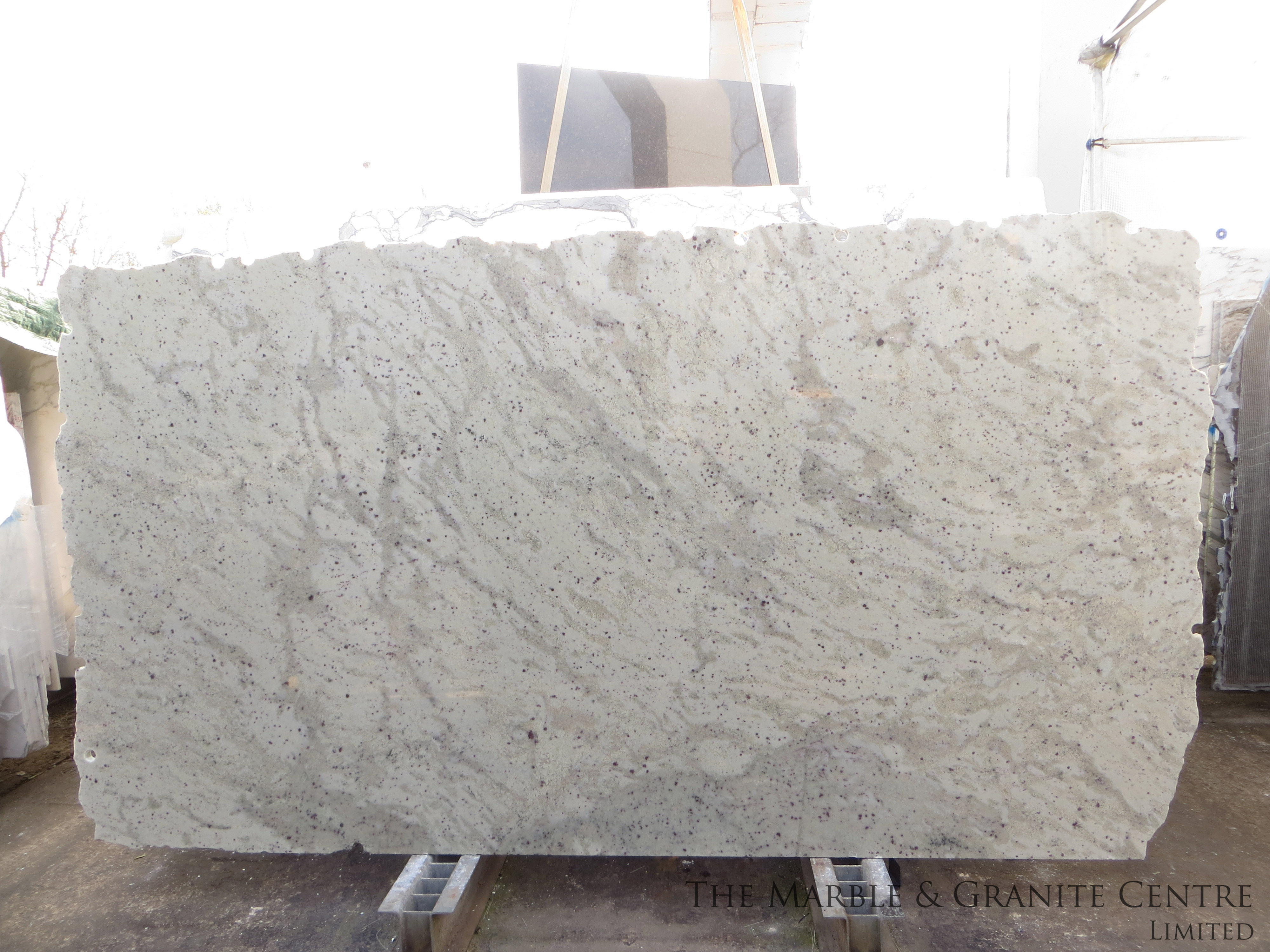 Granite Andromeda White Polished 20 mm [26328]