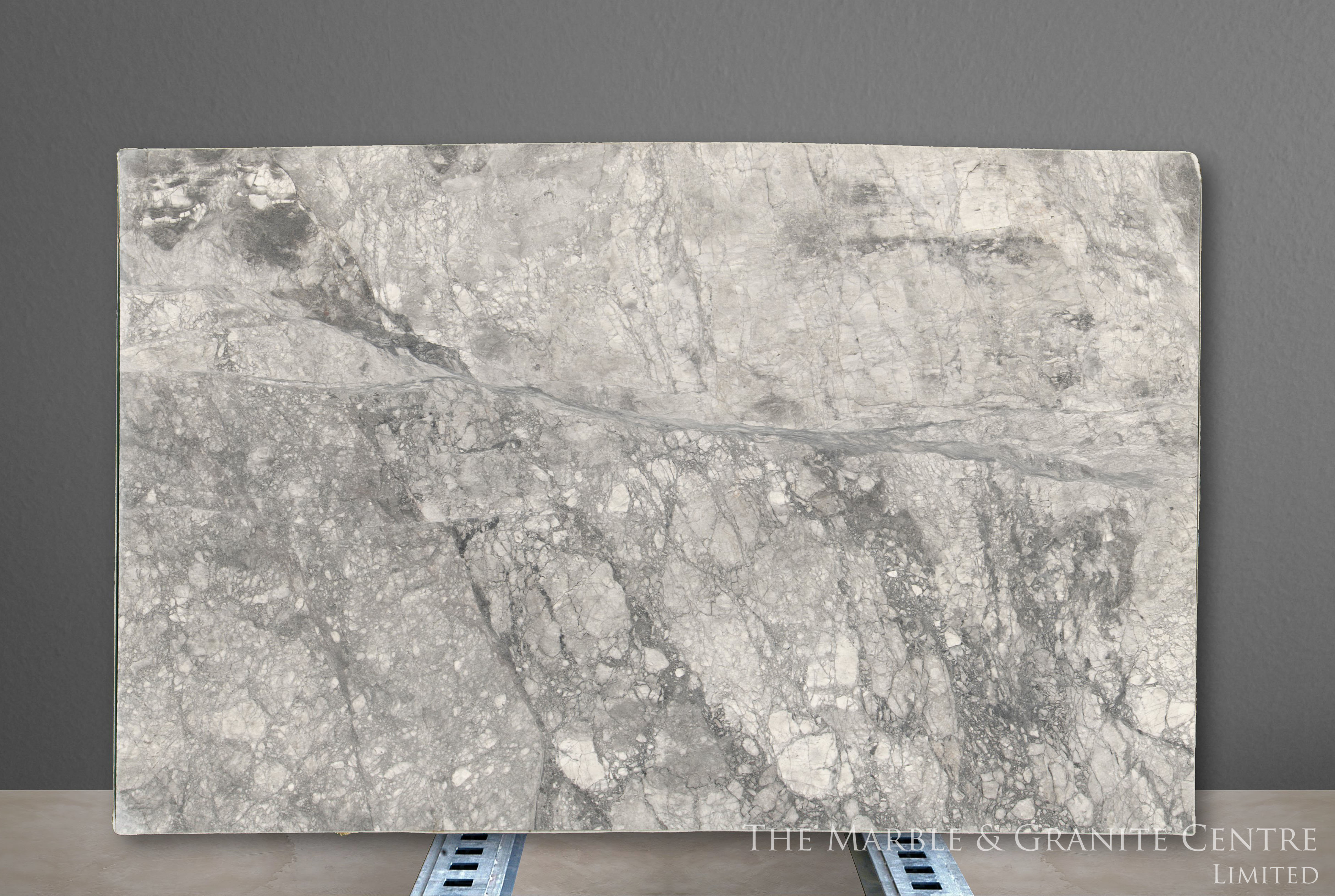 Quartzite Bianca Eclipsia G Polished 20 mm [26332]