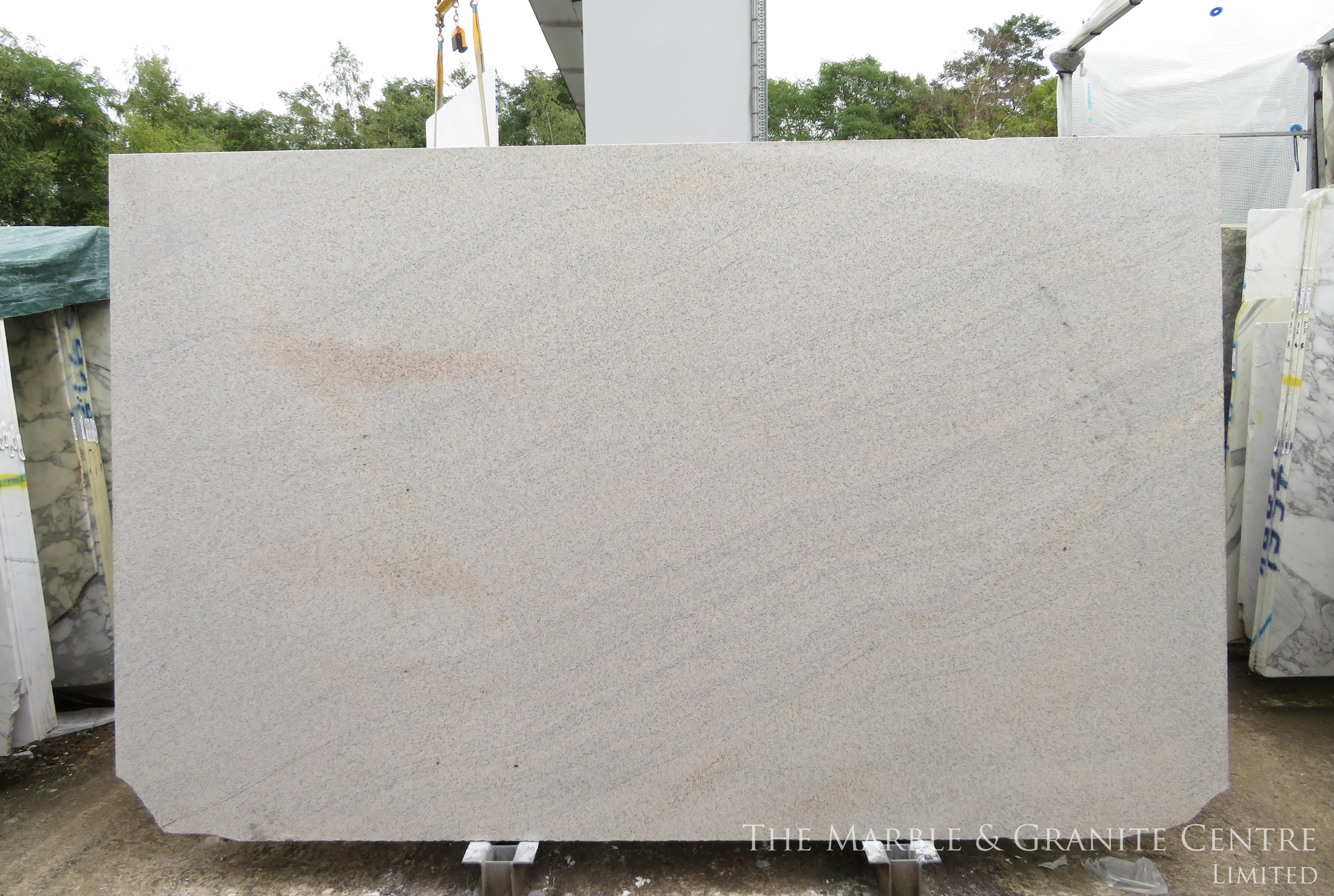 Granite Imperial White Polished 30 mm [26689]
