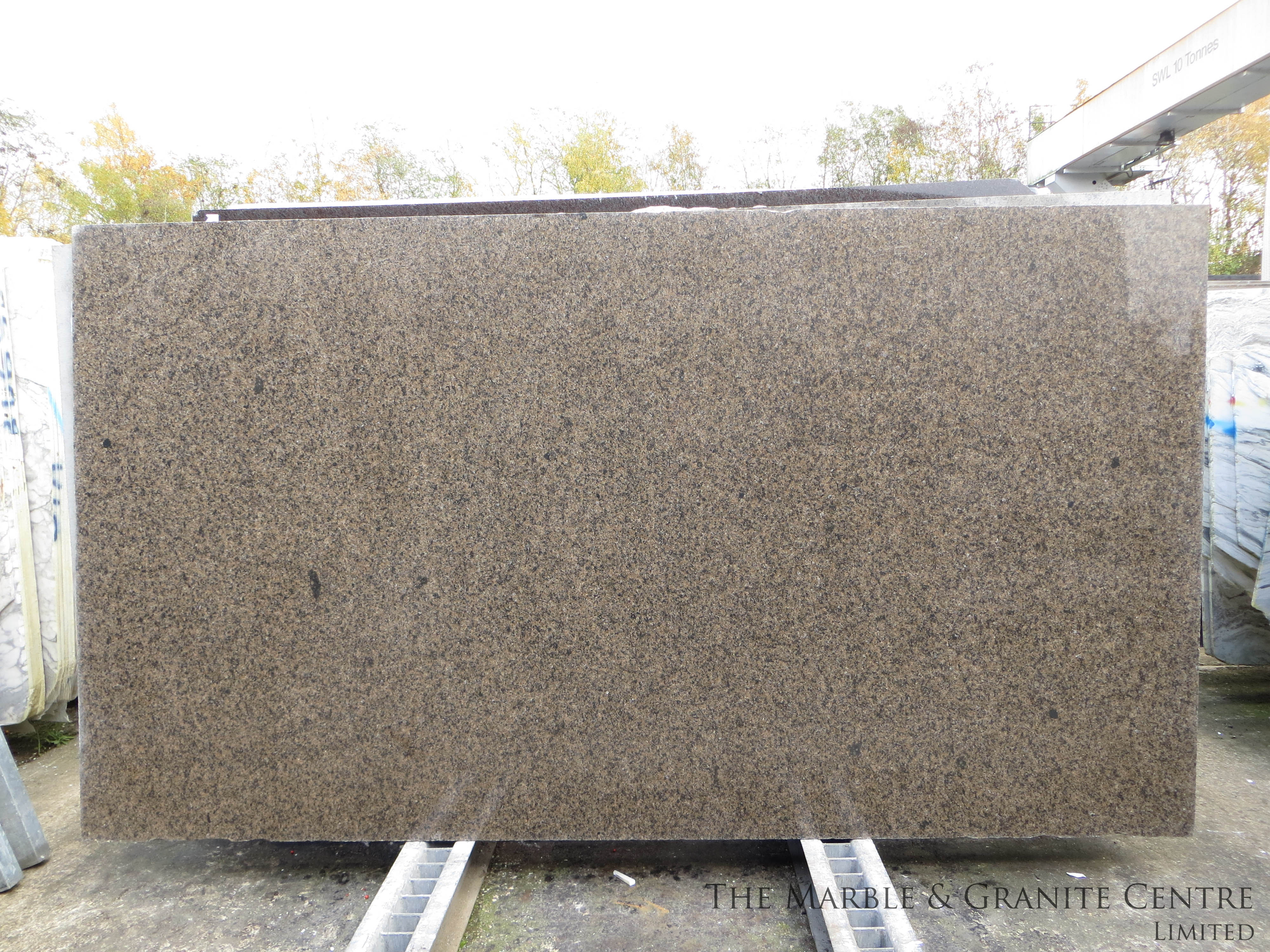 Granite Tropic Brown Polished 30 mm [27255]