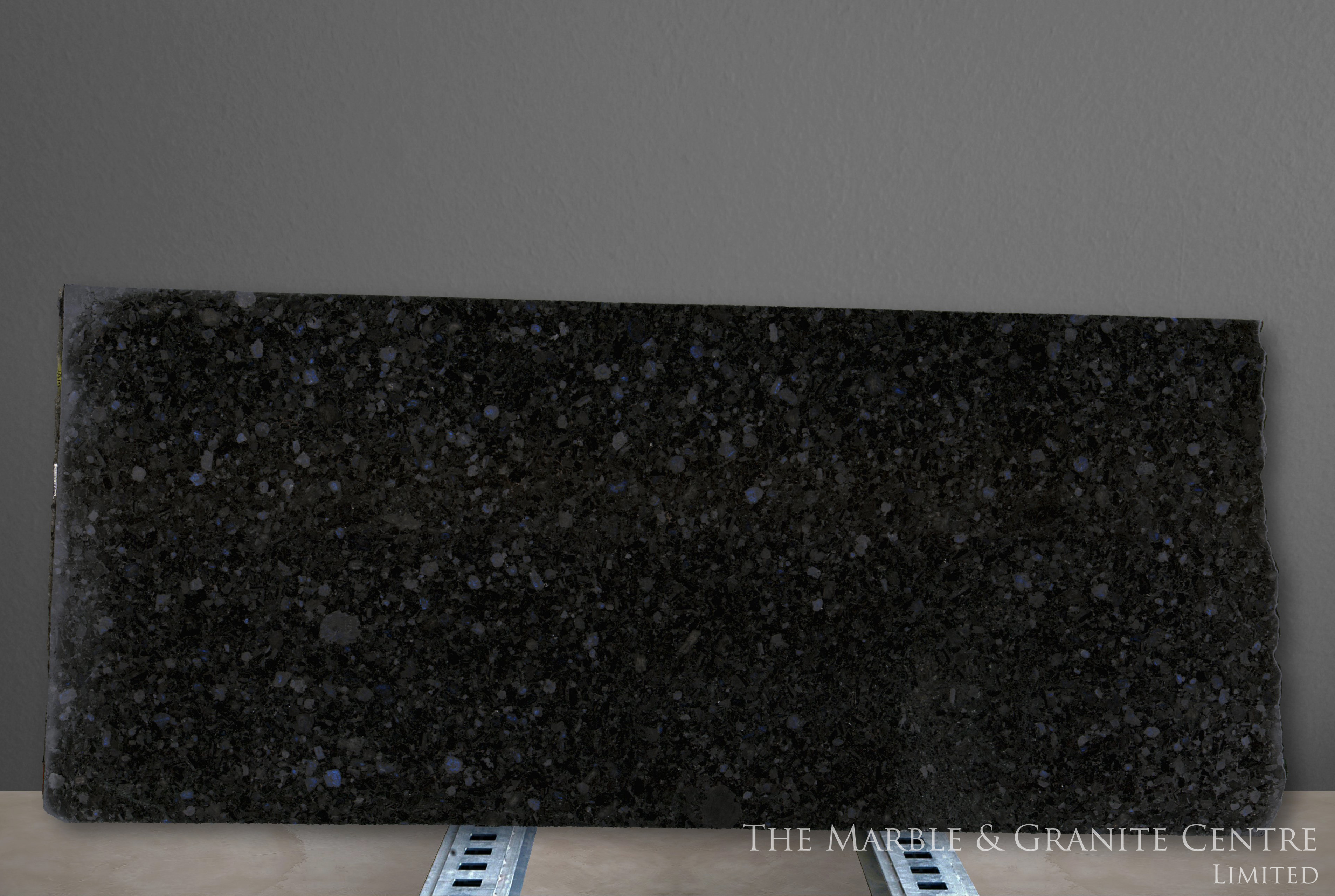 Granite Volga Blue Dark Polished 20 mm [28635]