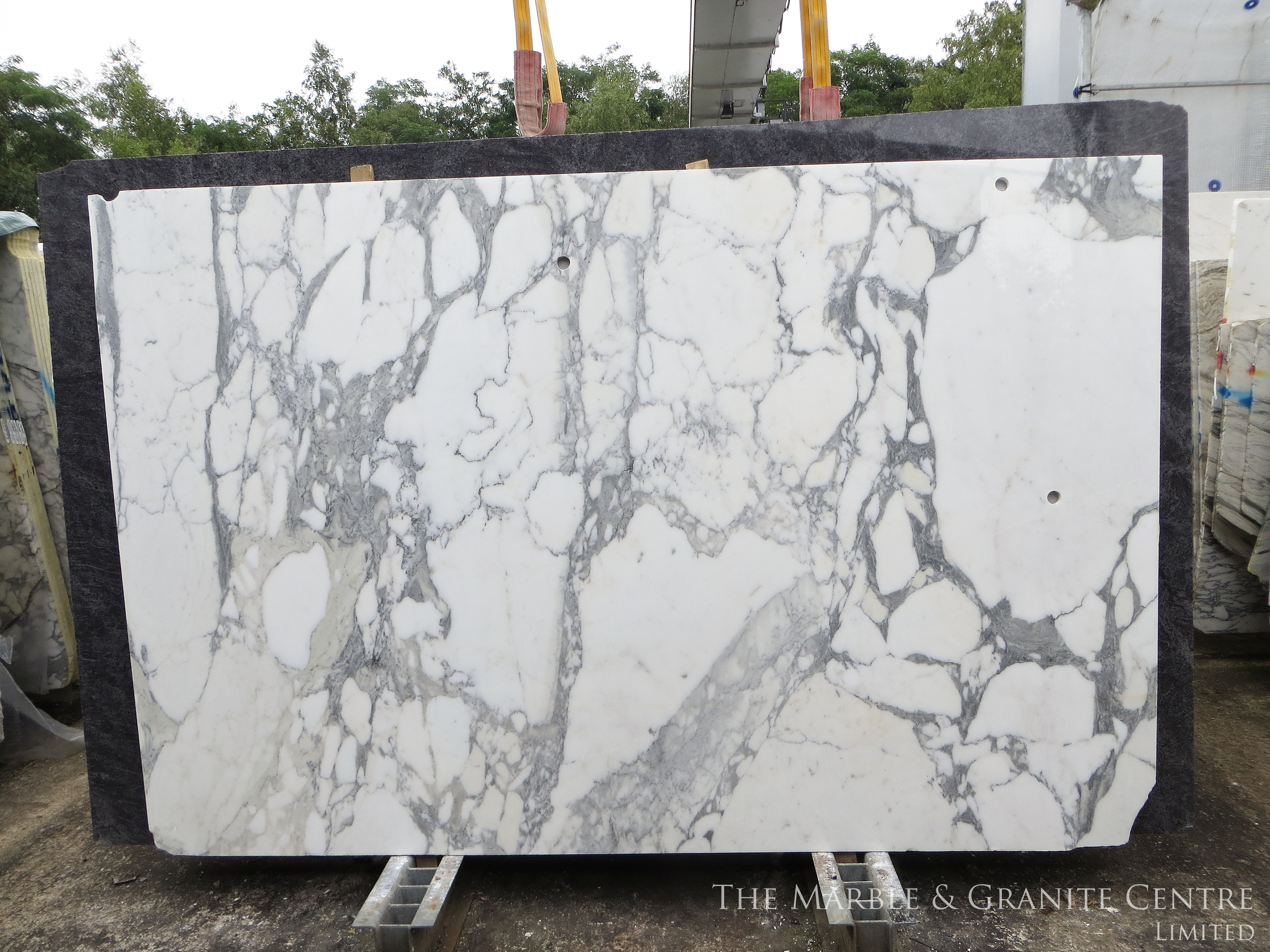 Marble Arabescato Cervaiole Polished 20 mm [28761]