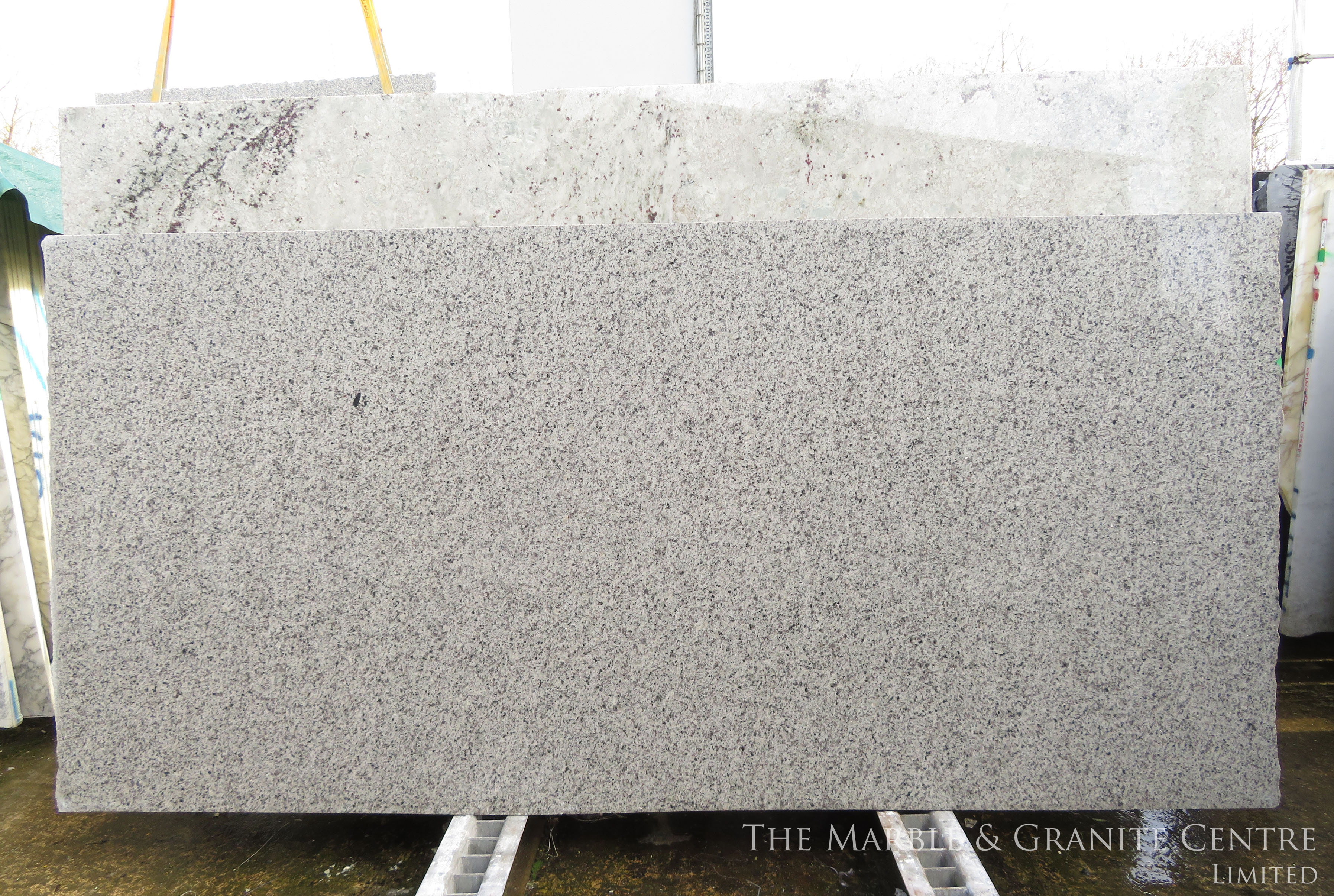 Granite Azul Platino Polished 30 mm [30337]