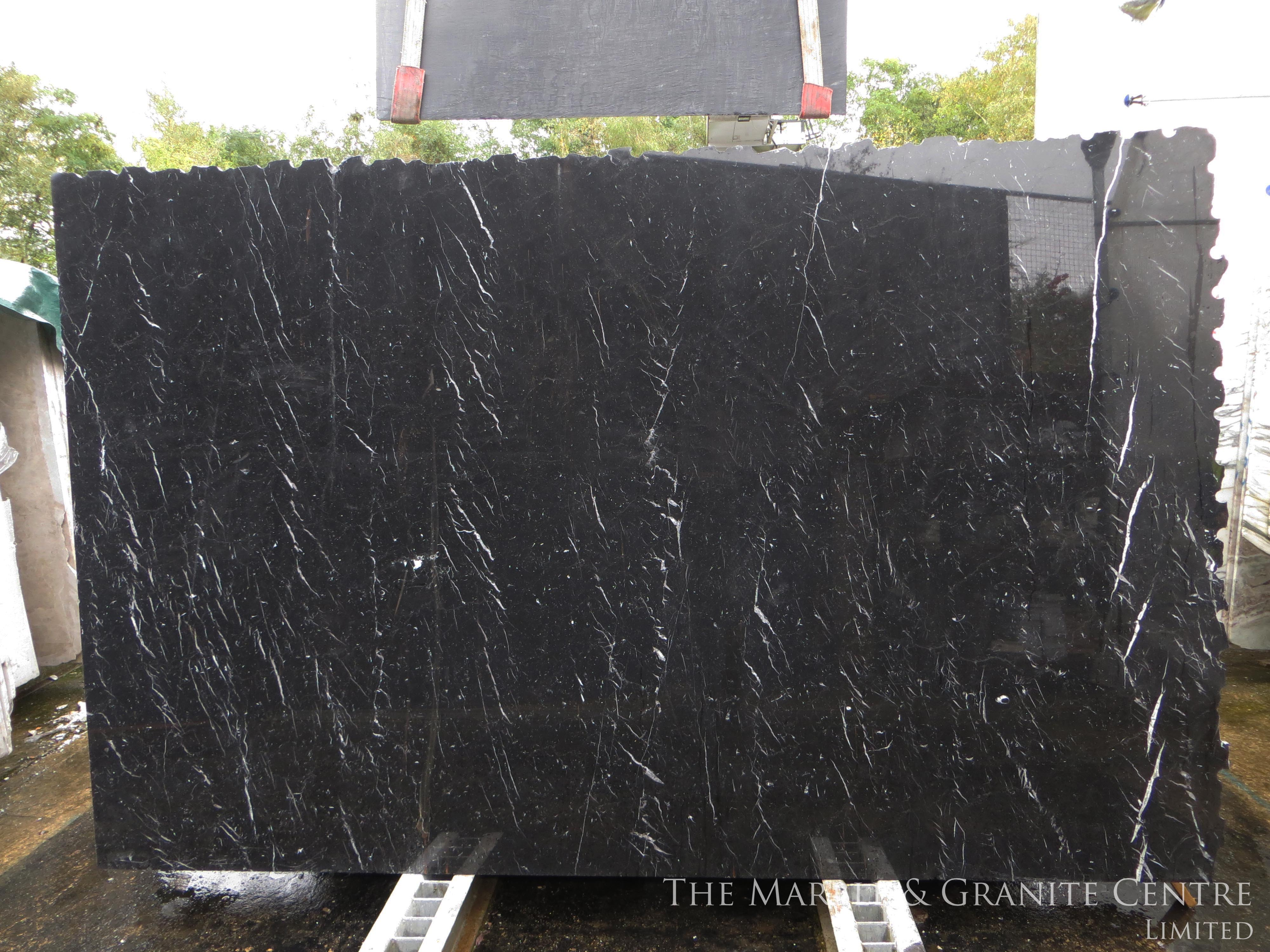 Marble Nero Marquina Polished 20 mm [33321]
