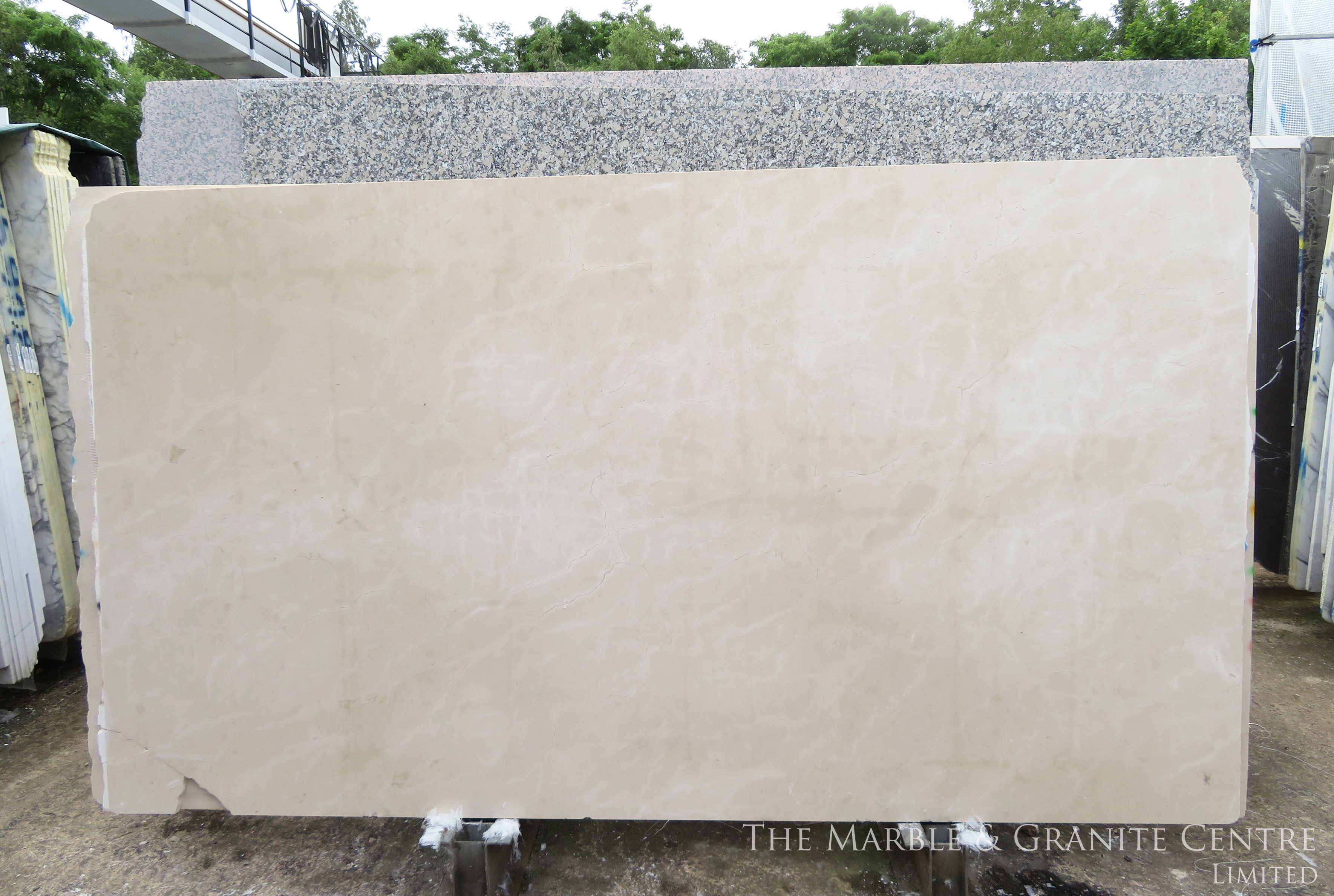 Marble Crema Marfil Extra Polished 20 mm [35001]
