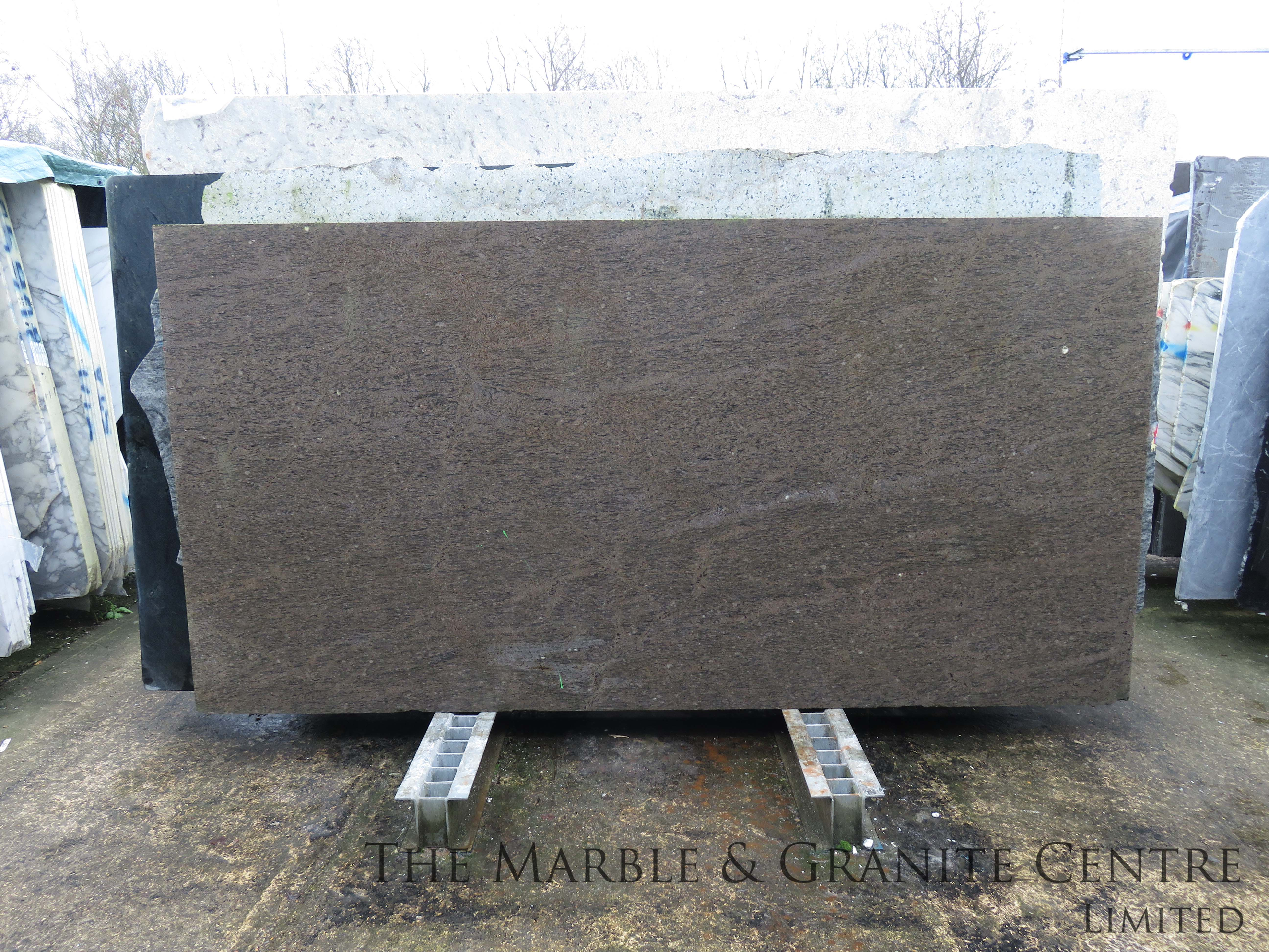 Granite Teak Brown Polished 30 mm [4063]