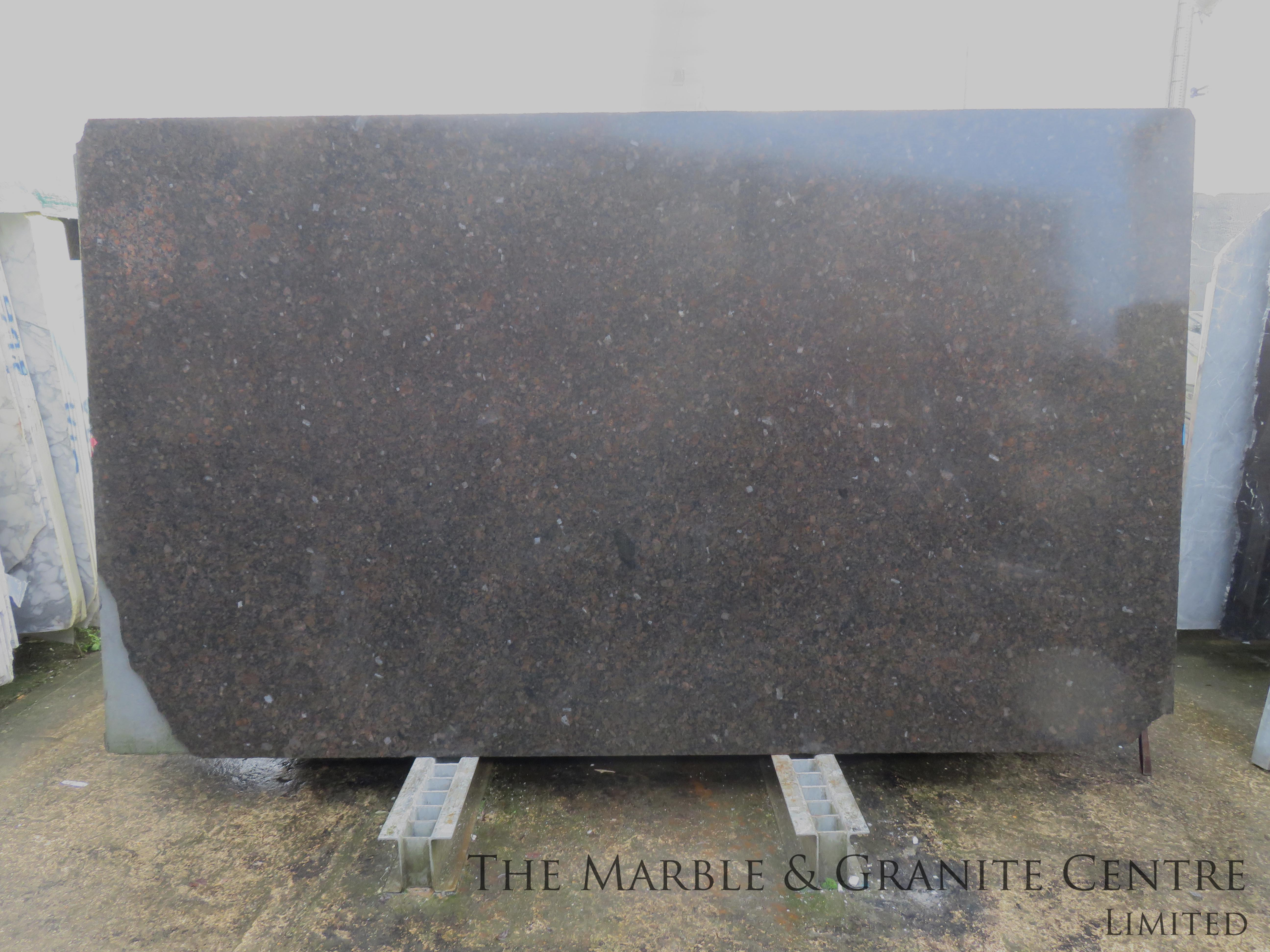 Granite Suede (Coffee Brown) Polished 20 mm [479]