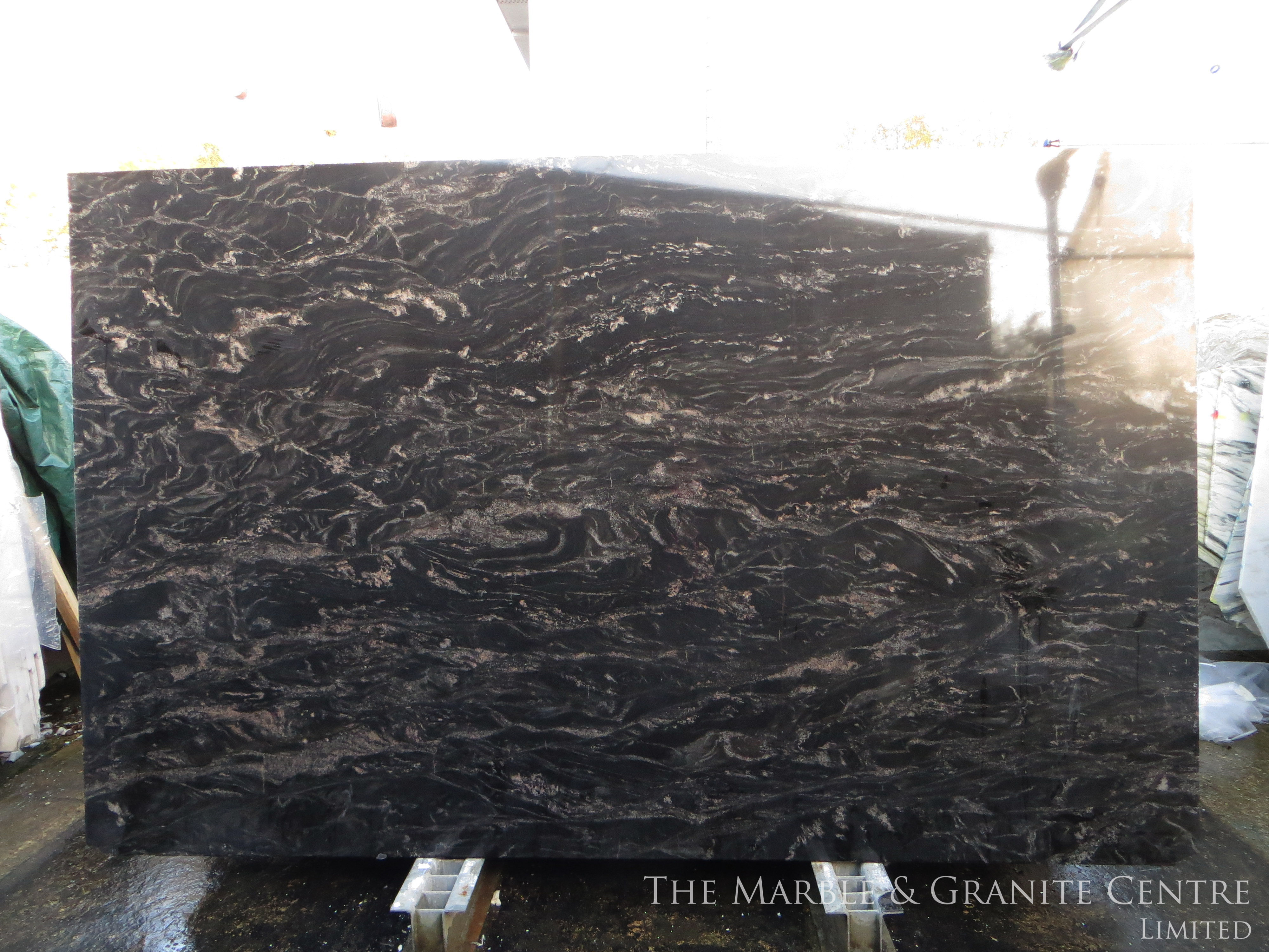 Granite Pretoria Black Polished 30 mm [5813]