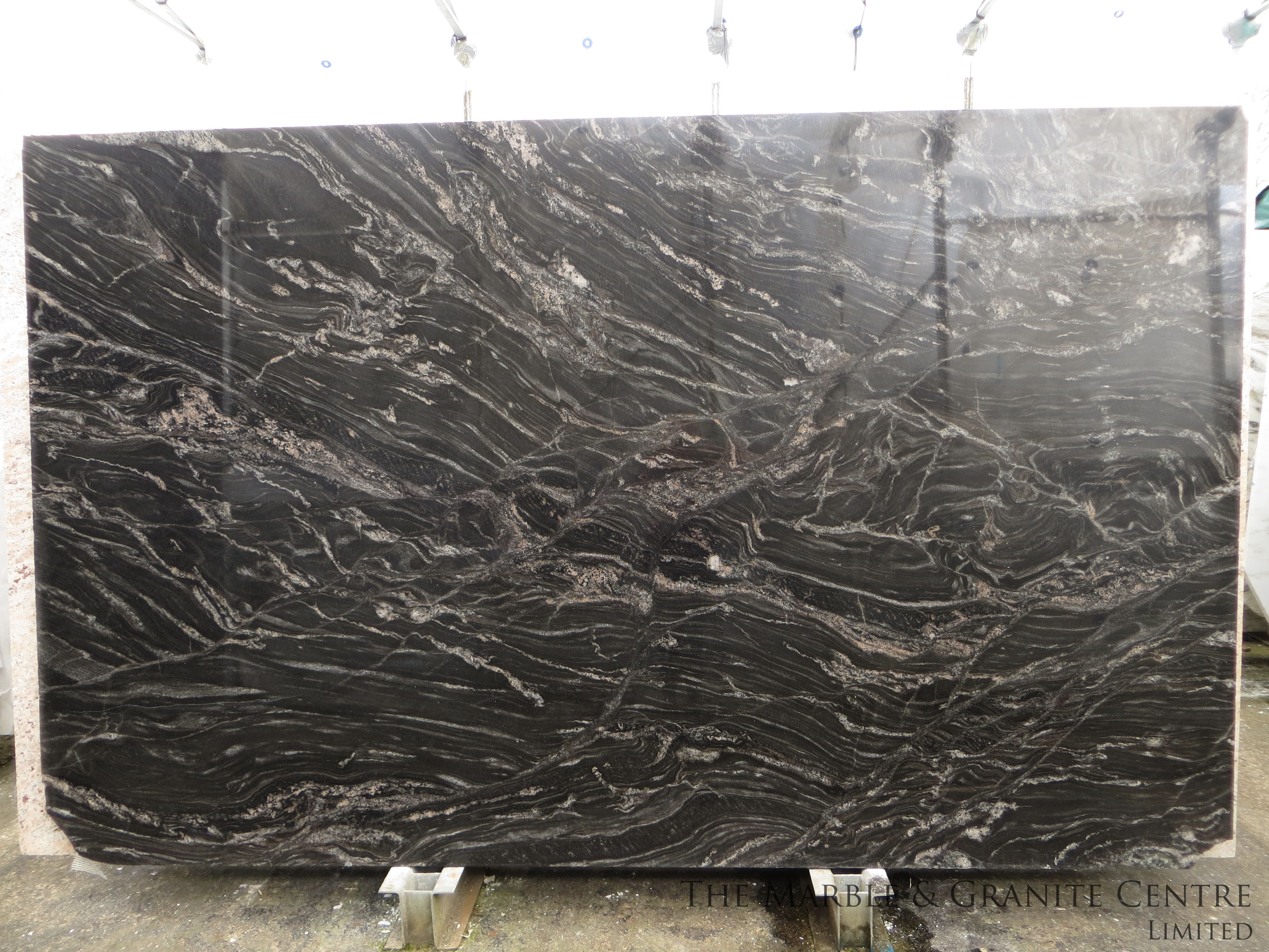 Granite Pretoria Black Polished 30 mm [6485]
