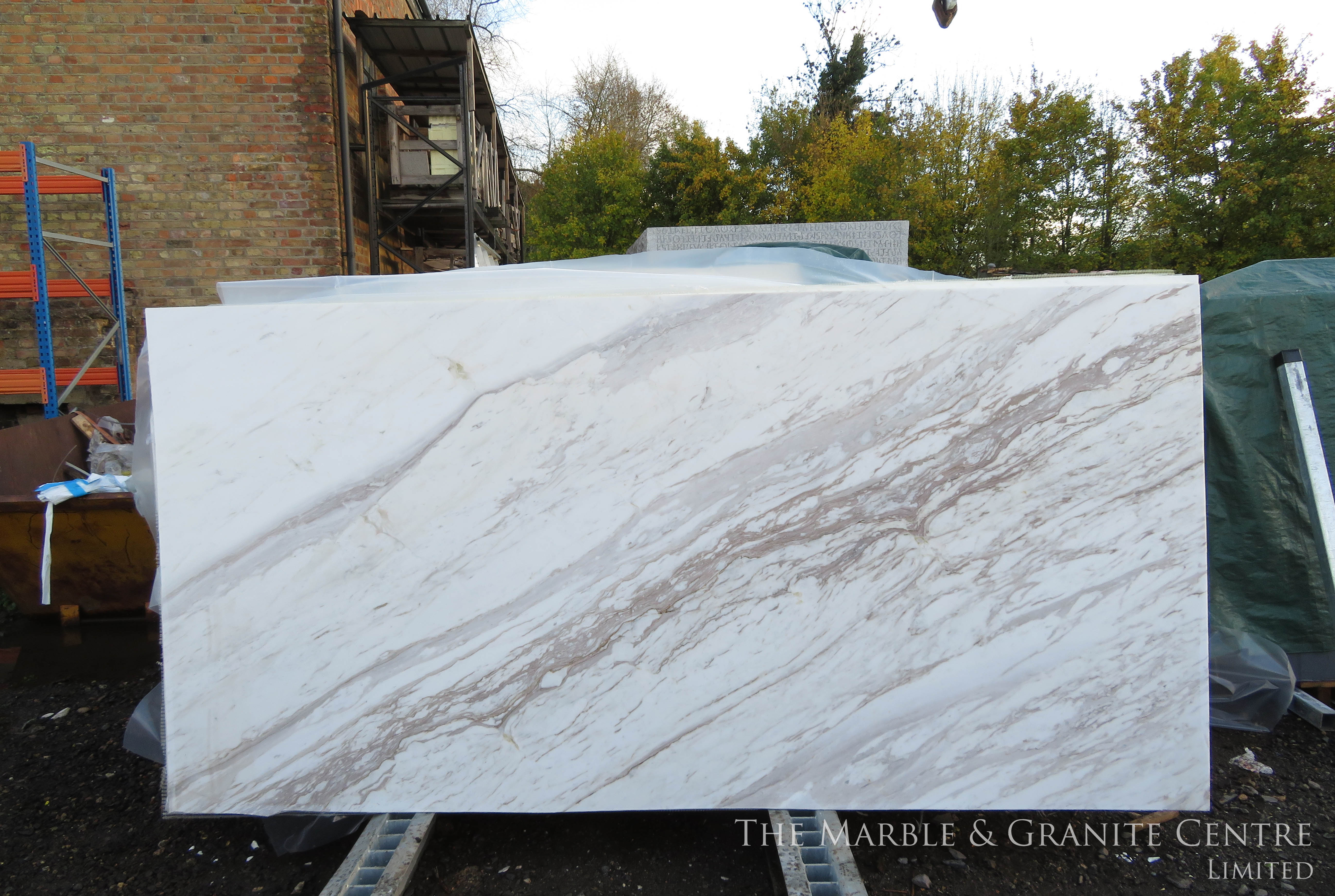 Marble Volakas F Polished 20 mm [73513]