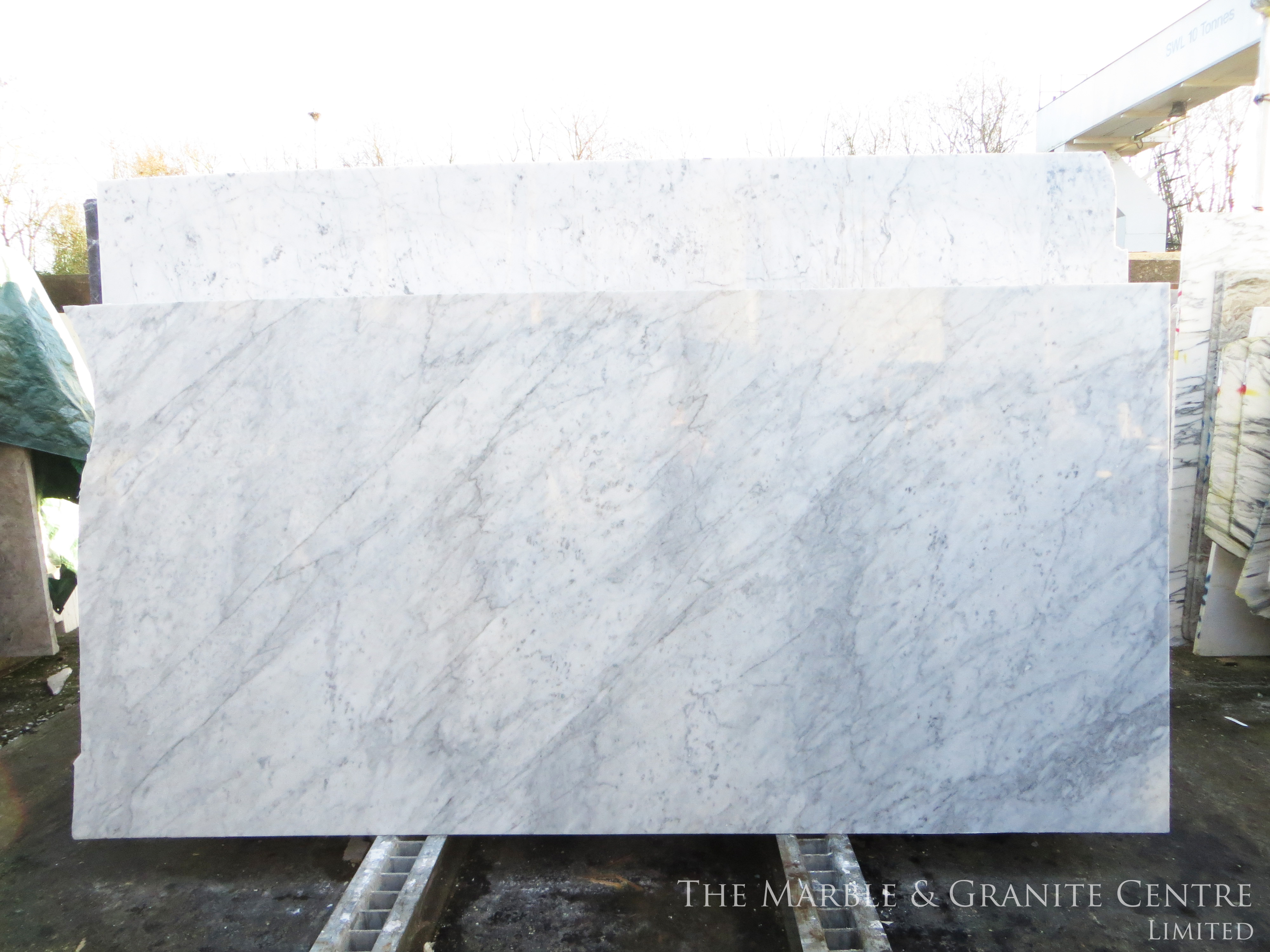 Marble White Carrara CD Extra 1st Polished 20 mm [7367]