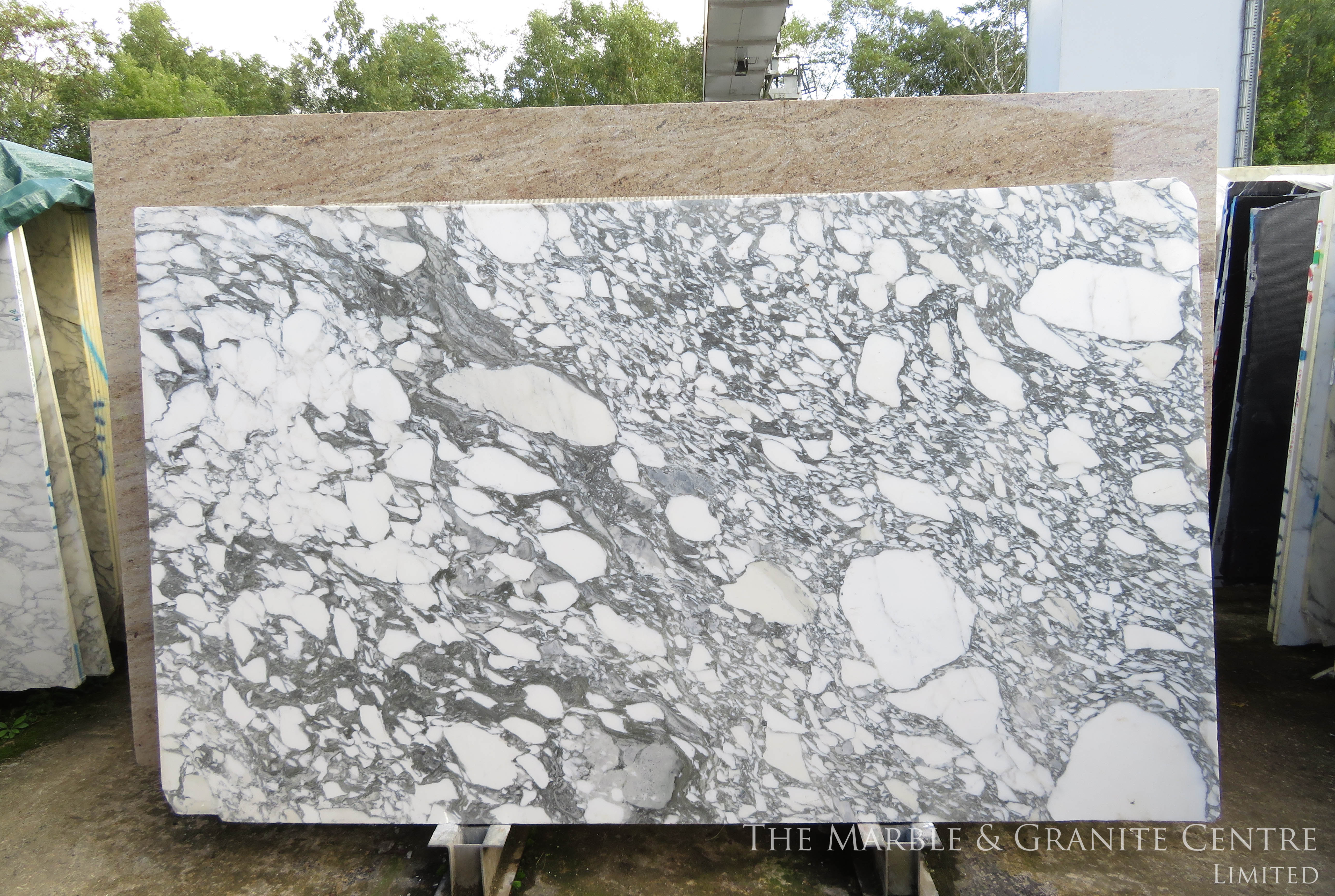 Marble Arabescato Corchia Polished 20 mm [7452]