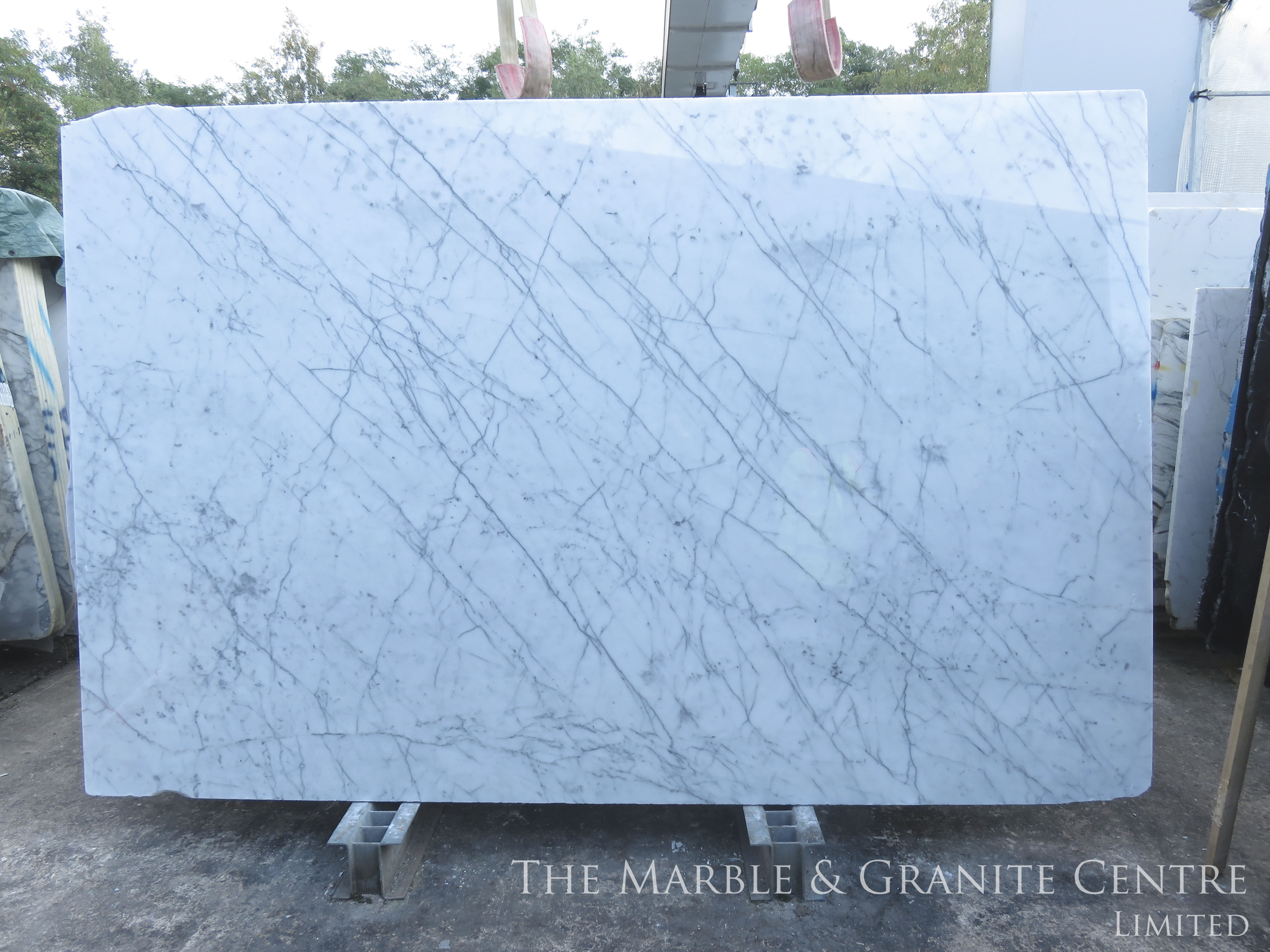 Marble Statuarietto Extra Polished 30 mm [7485]