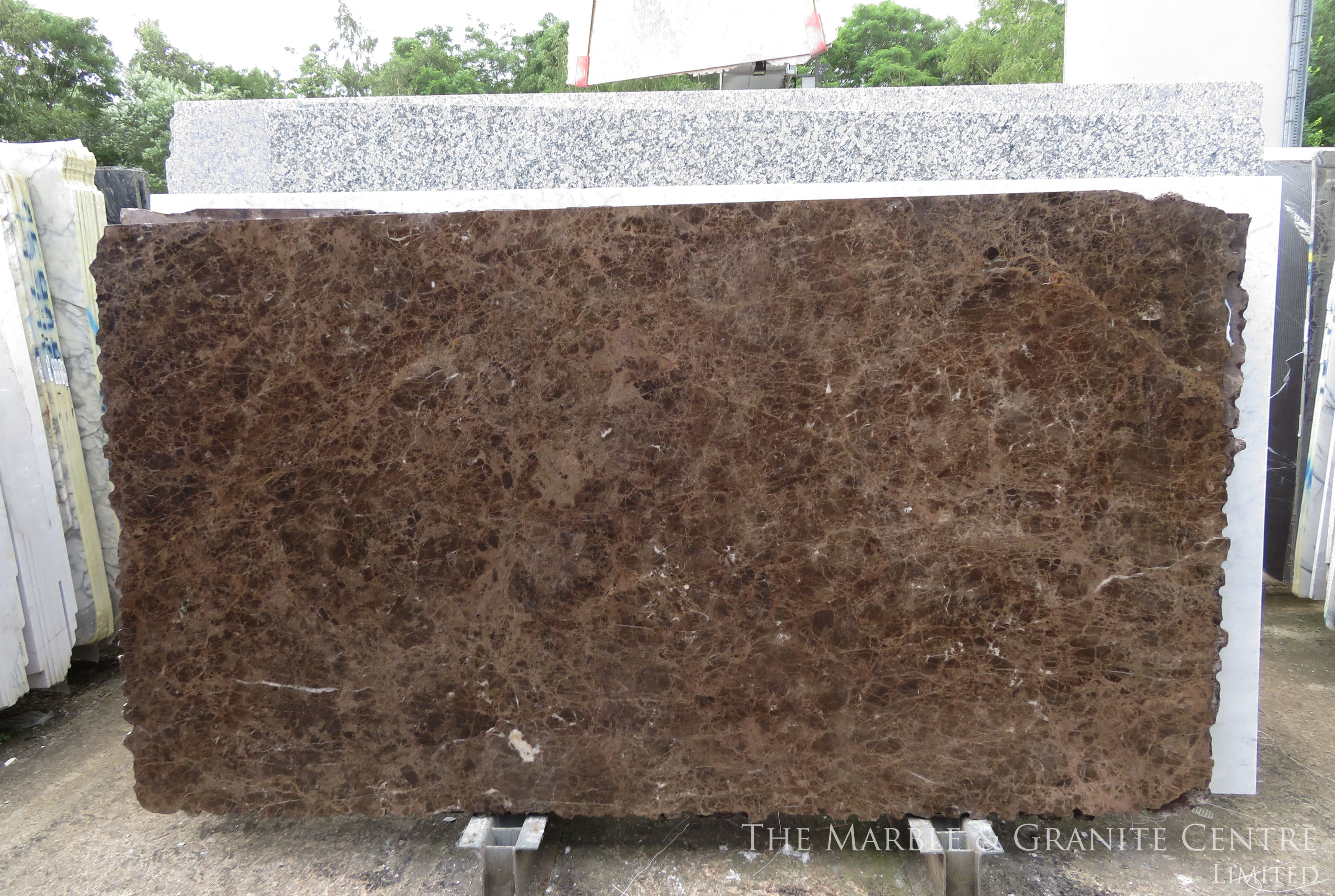 Marble Marron Imperial Polished 20 mm [855]