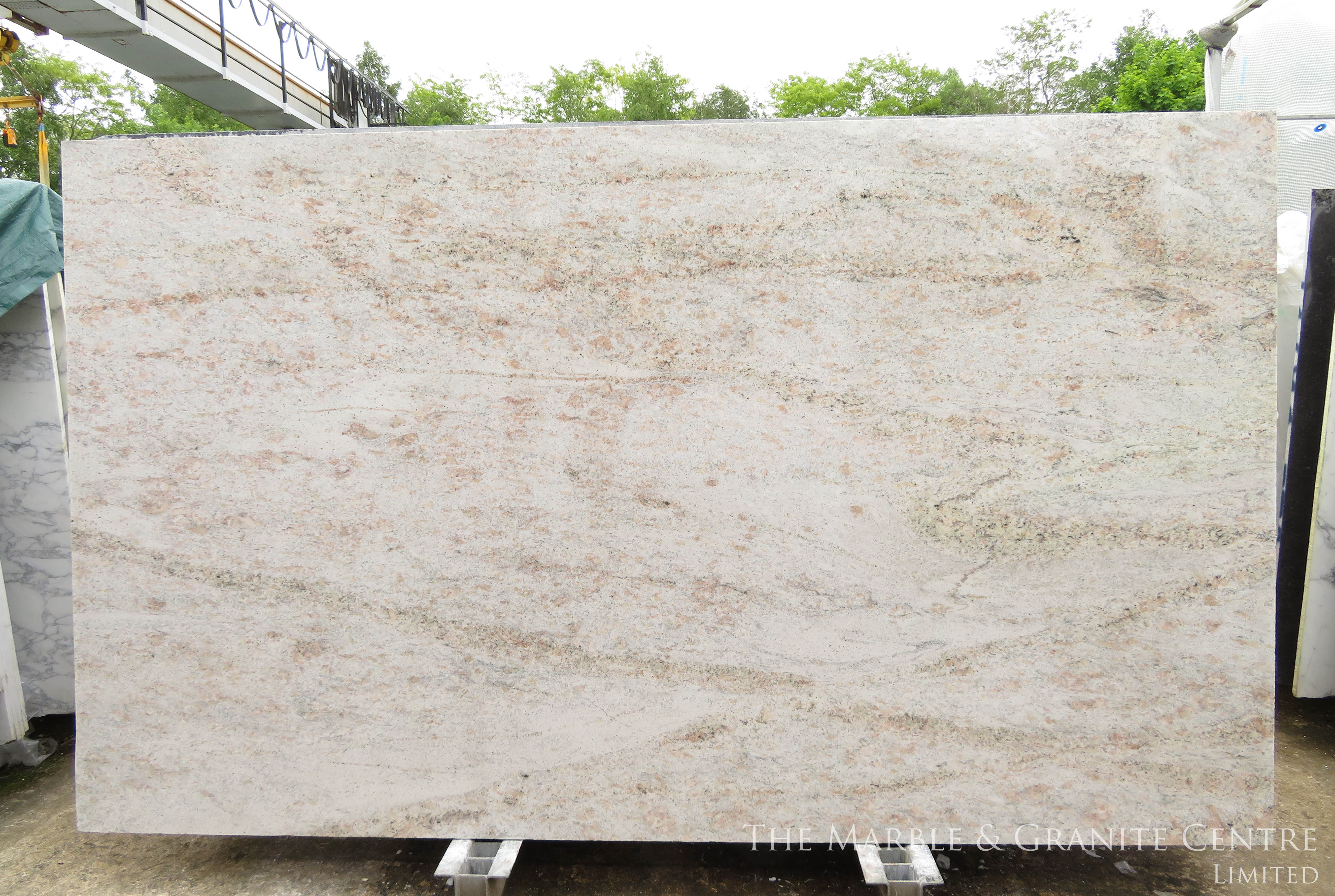 Granite Ivory White Polished 30 mm [947]